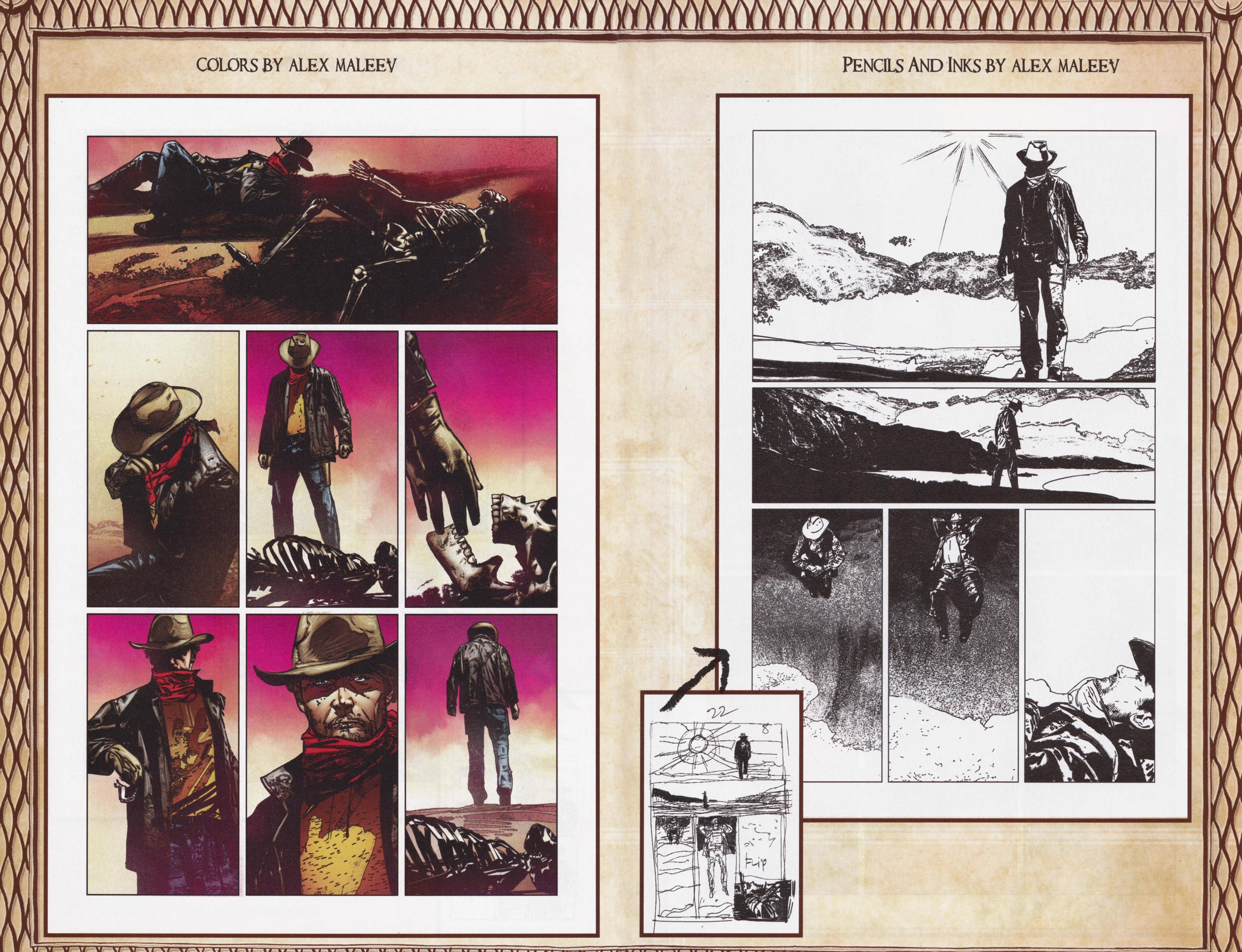 Read online Dark Tower: The Gunslinger - The Man in Black comic -  Issue #5 - 28