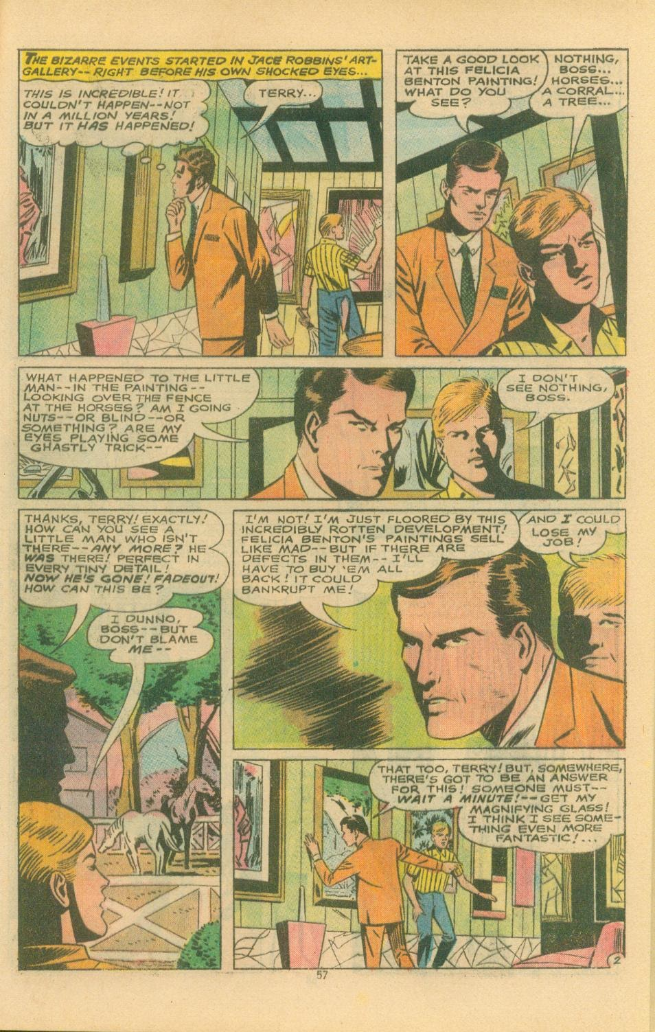 The Witching Hour (1969) issue 38 - Page 59