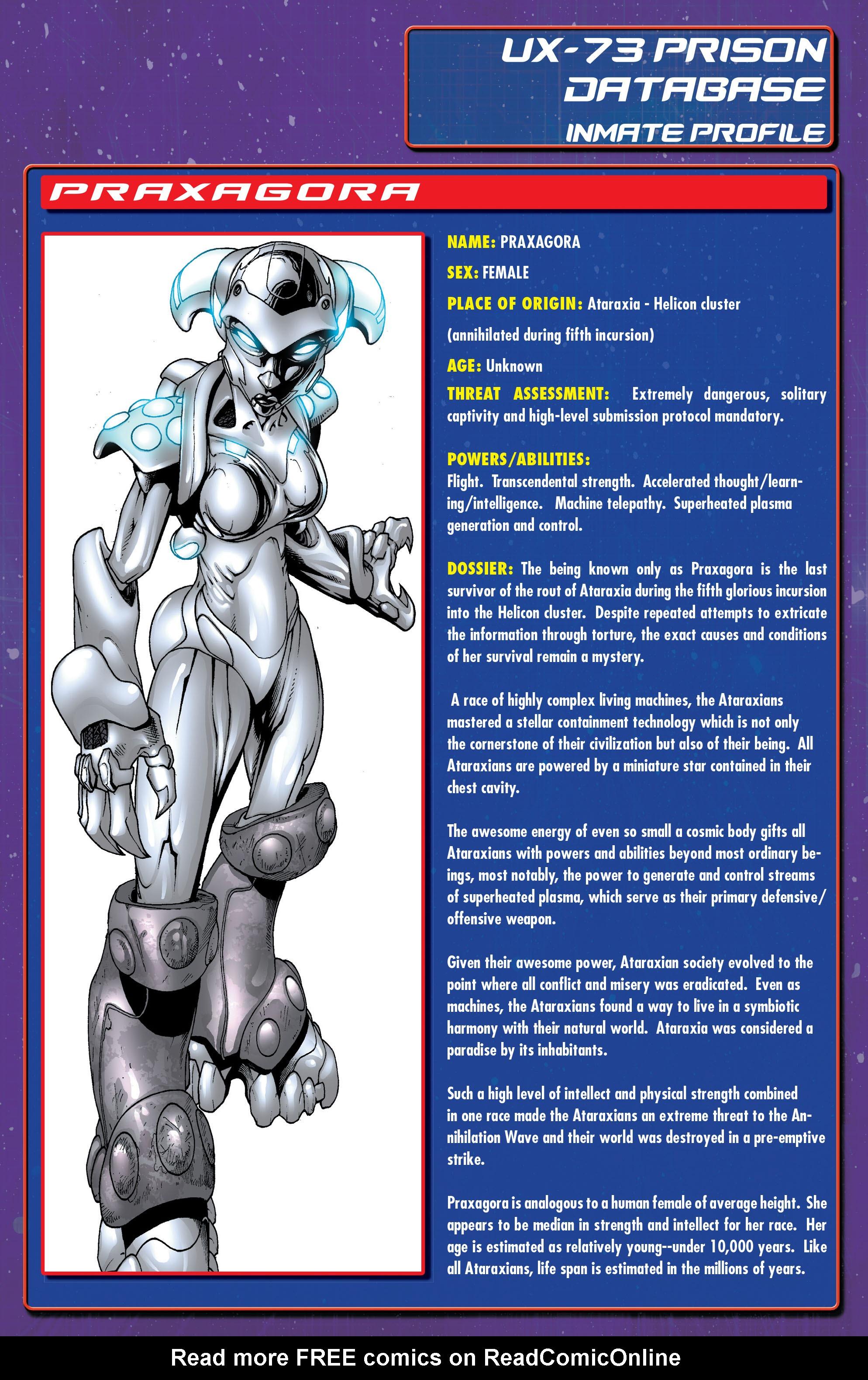Read online Annihilation: Super-Skrull comic -  Issue #3 - 25
