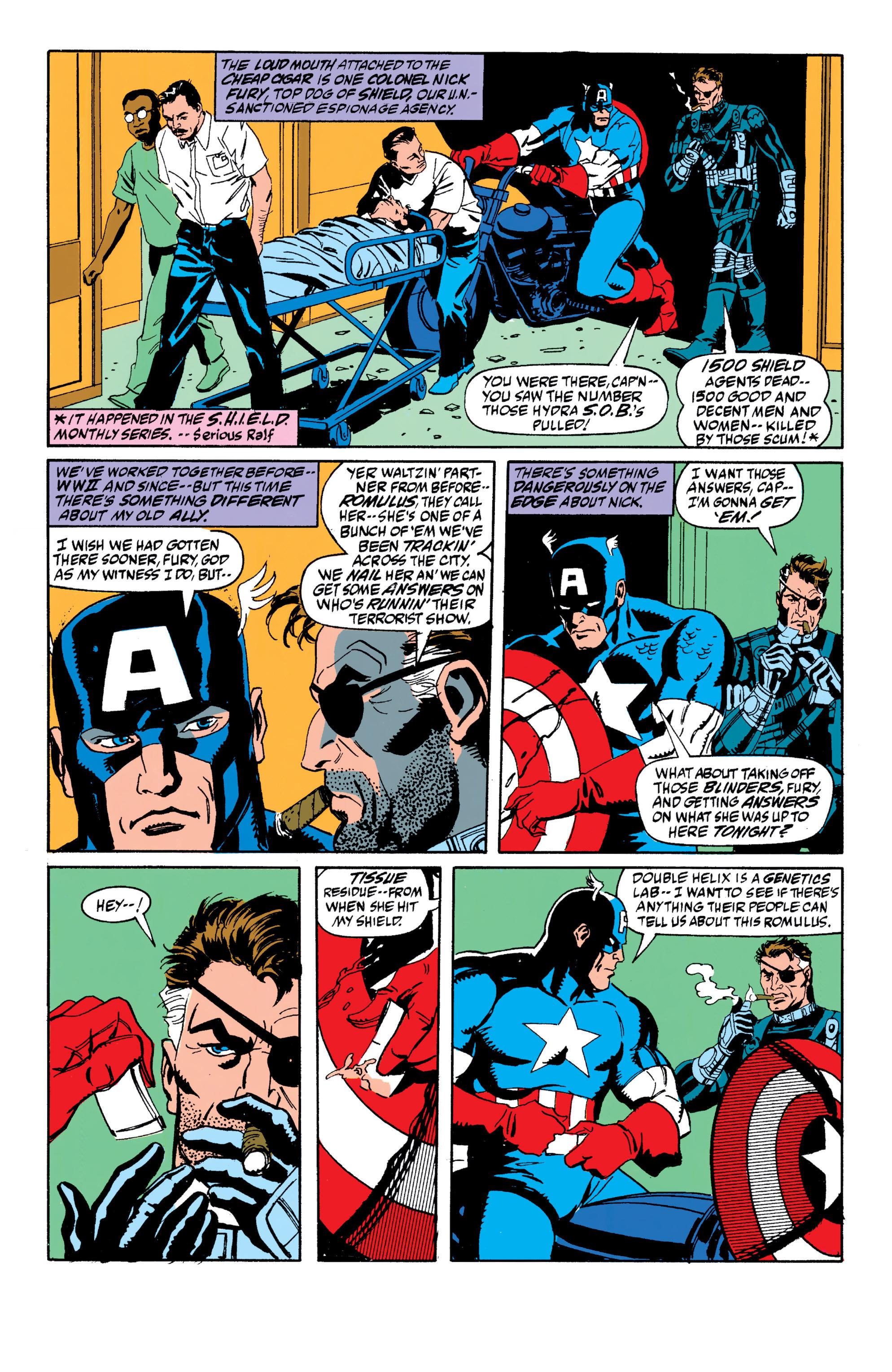 Read online Captain America (1968) comic -  Issue # _Annual 10 - 12