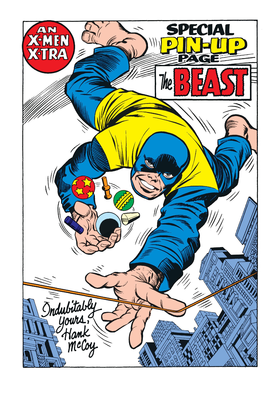 Uncanny X-Men (1963) 8 Page 21