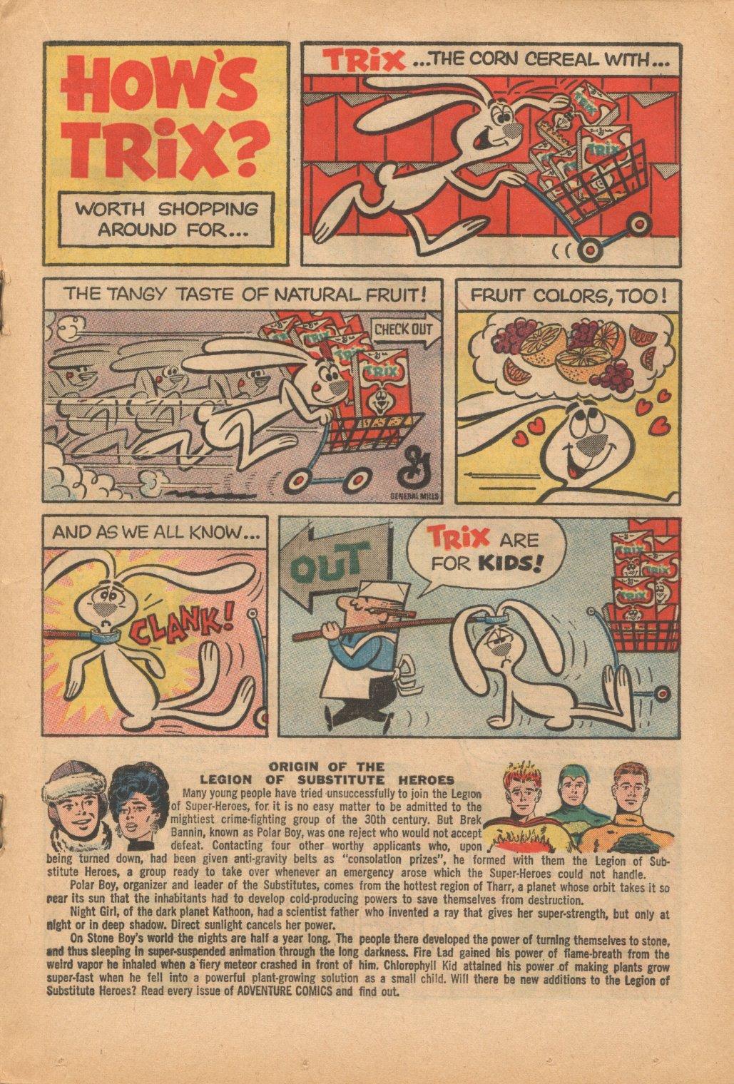 Read online Adventure Comics (1938) comic -  Issue #323 - 19