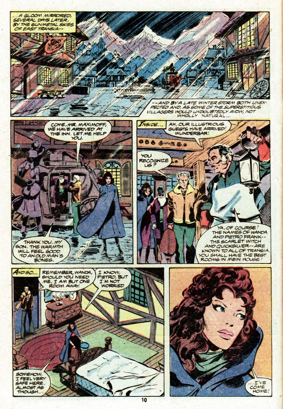 The Avengers (1963) 185 Page 6