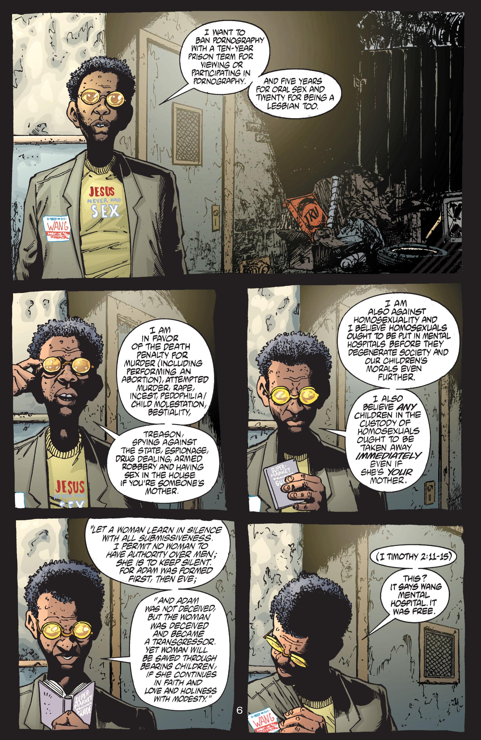 Read online Transmetropolitan comic -  Issue #41 - 7