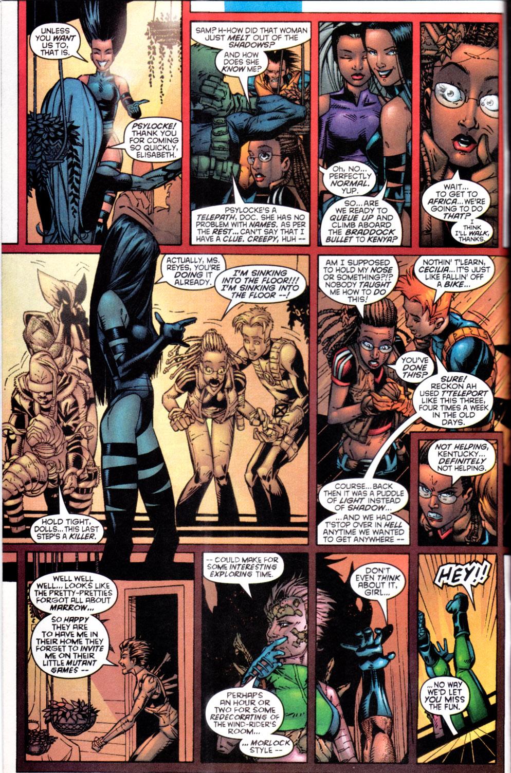 X-Men (1991) 77 Page 4