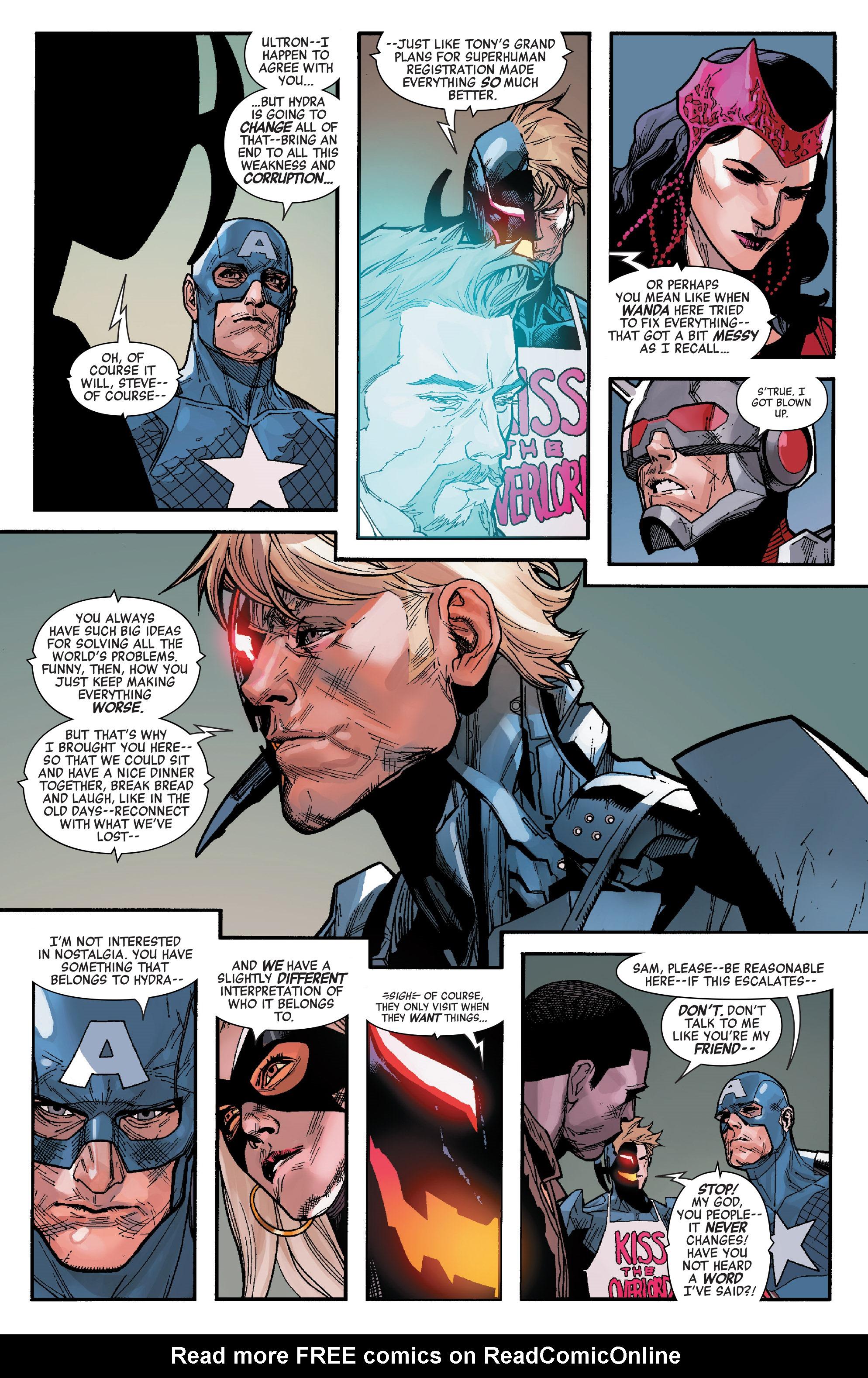 Read online Secret Empire comic -  Issue #4 - 25