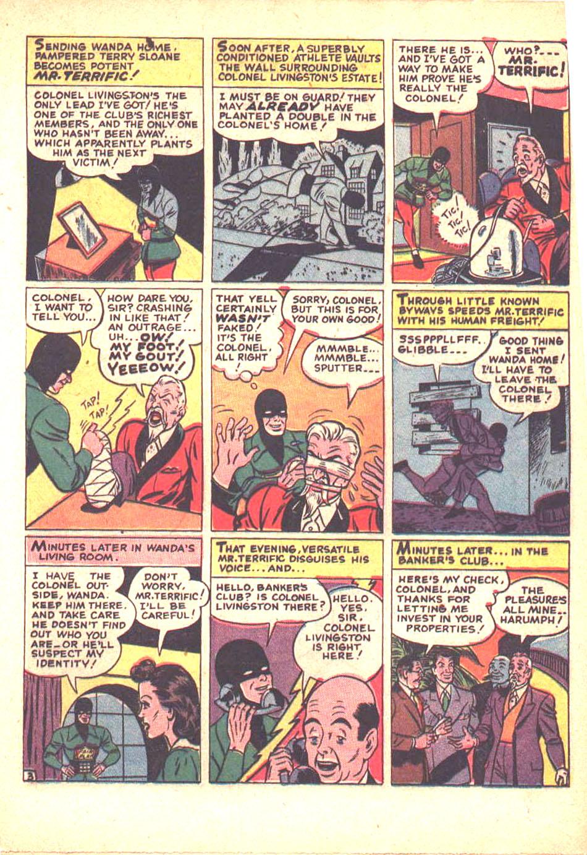 Read online Sensation (Mystery) Comics comic -  Issue #20 - 45