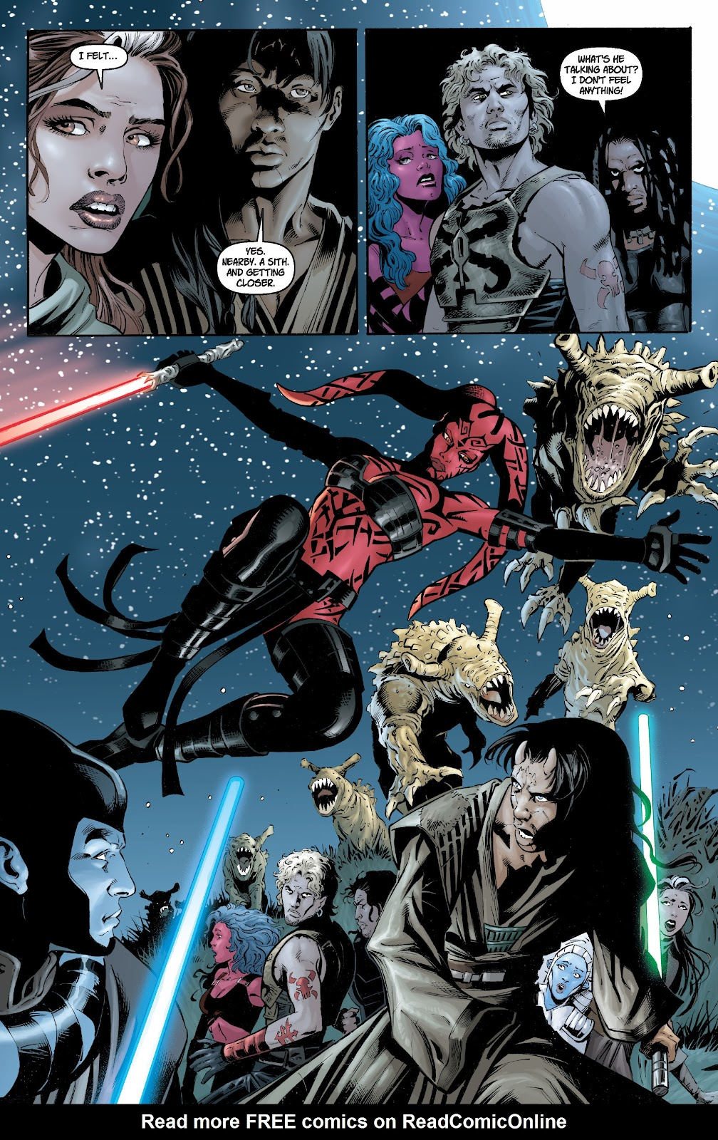 Read online Star Wars Legends: Legacy - Epic Collection comic -  Issue # TPB 1 (Part 1) - 88