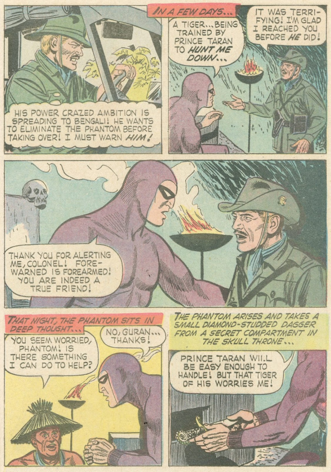 The Phantom (1966) issue 21 - Page 18