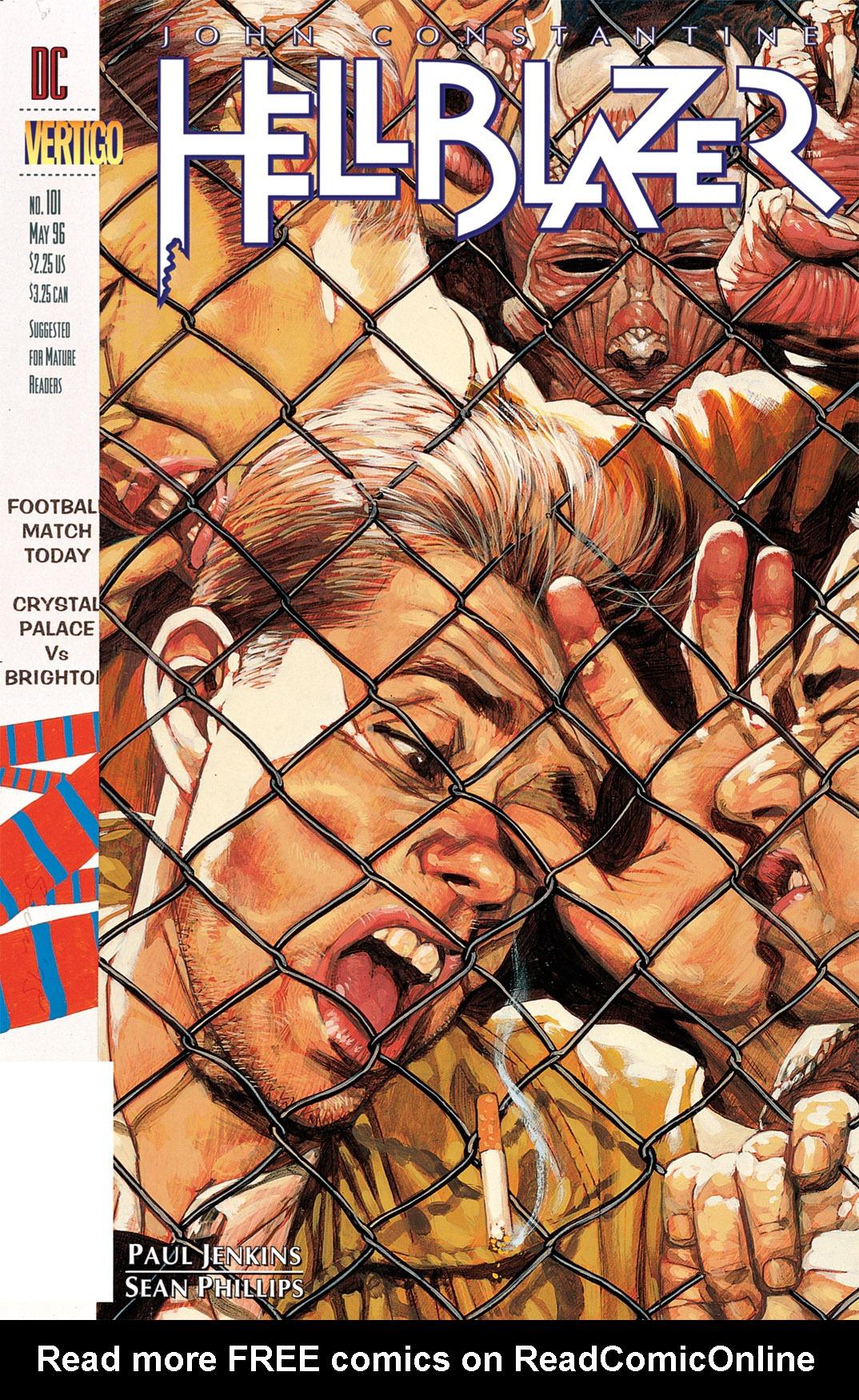 Hellblazer issue 101 - Page 1