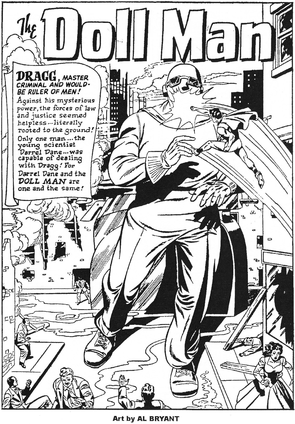 Read online Men of Mystery Comics comic -  Issue #63 - 3
