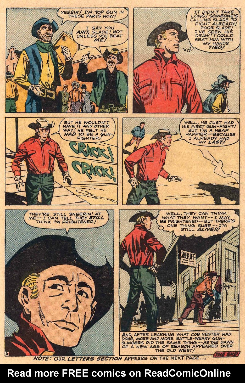 The Rawhide Kid (1955) issue 50 - Page 31