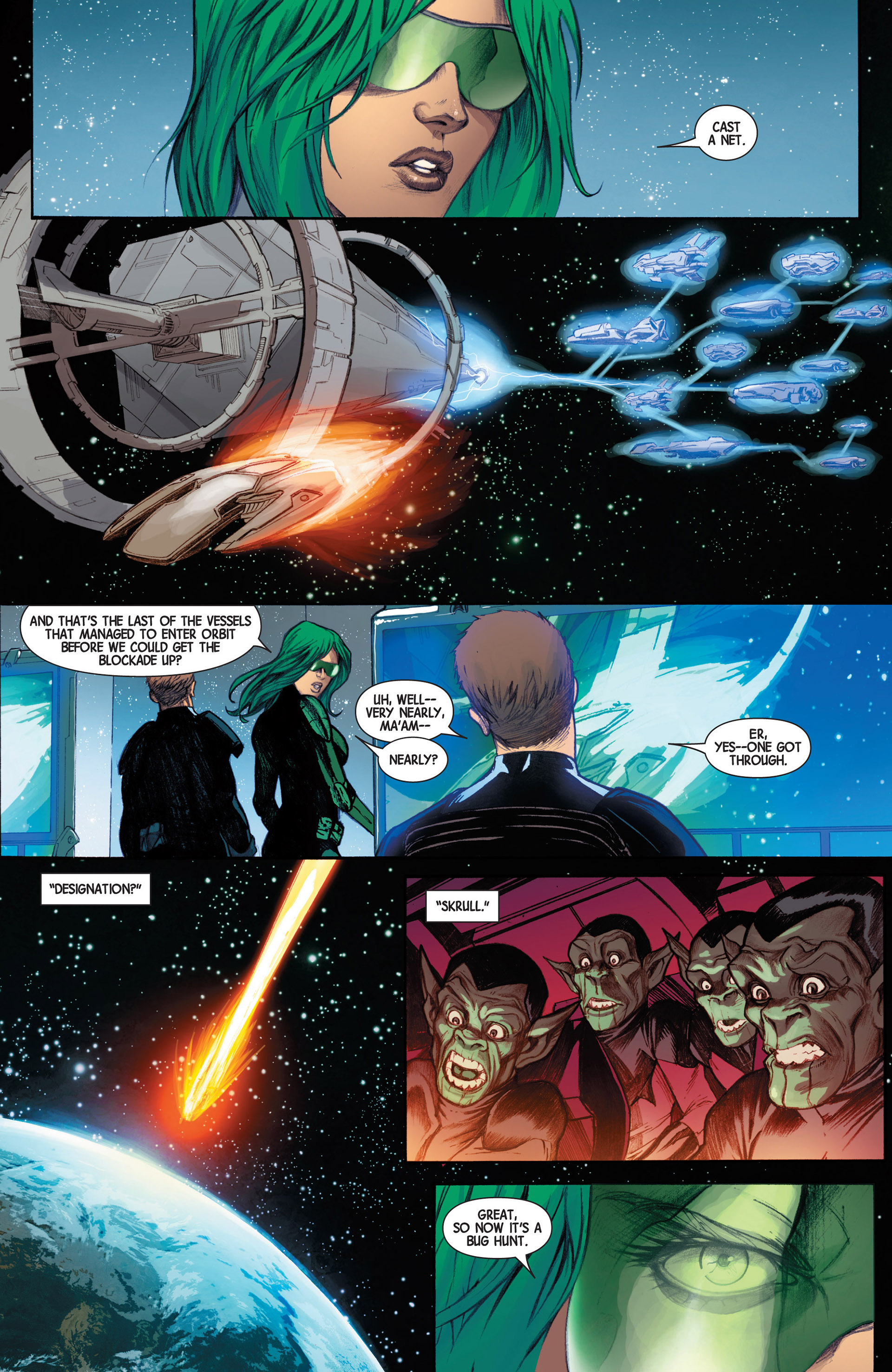 Read online Avengers (2013) comic -  Issue #15 - 20