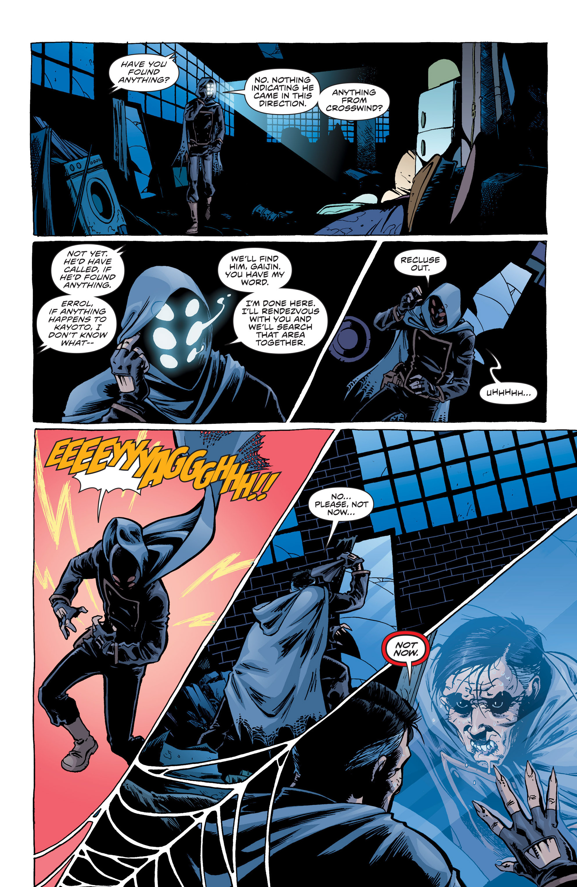 Read online Secret Identities comic -  Issue #6 - 17