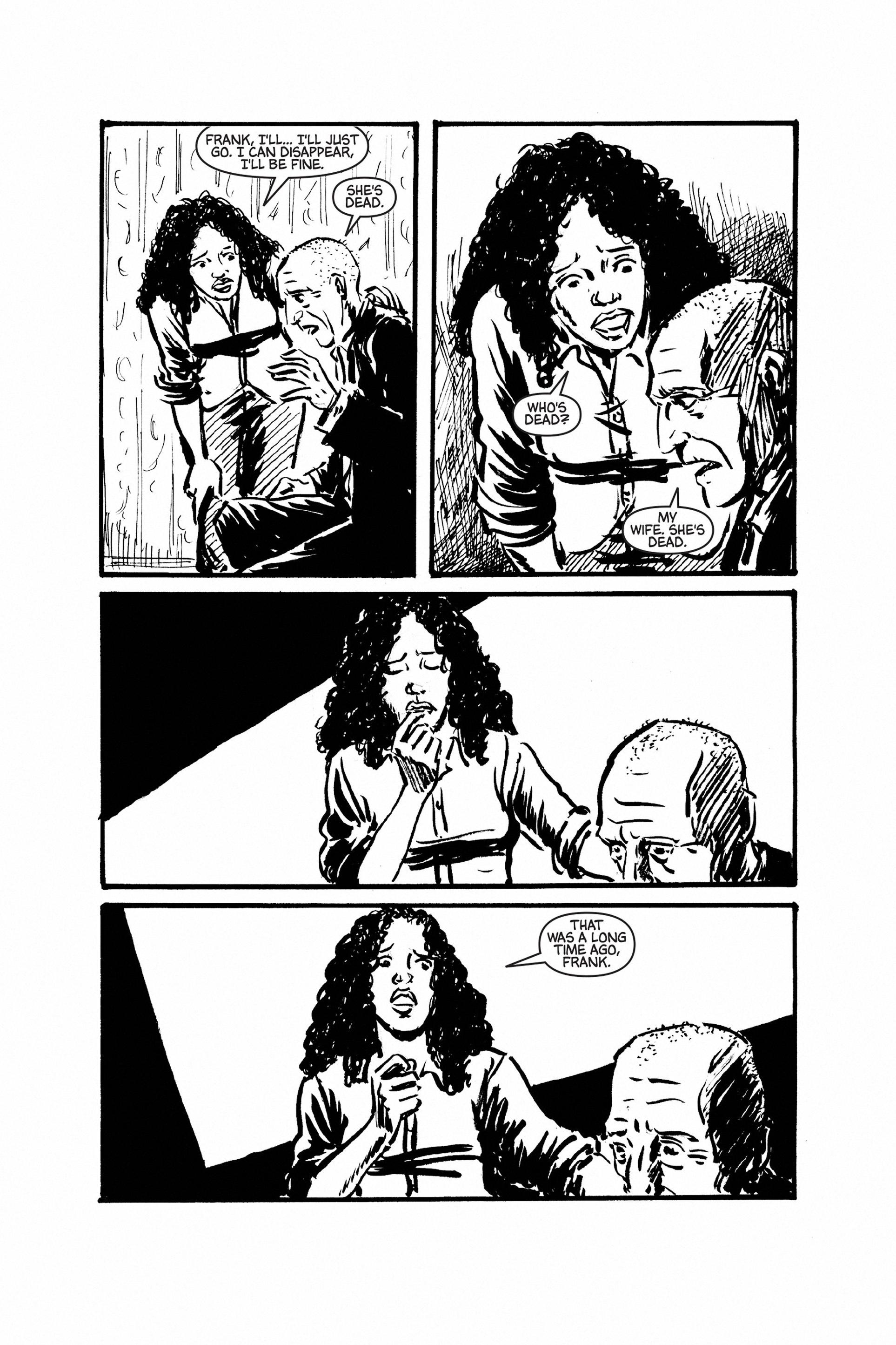 Read online Tumor comic -  Issue # TPB - 128