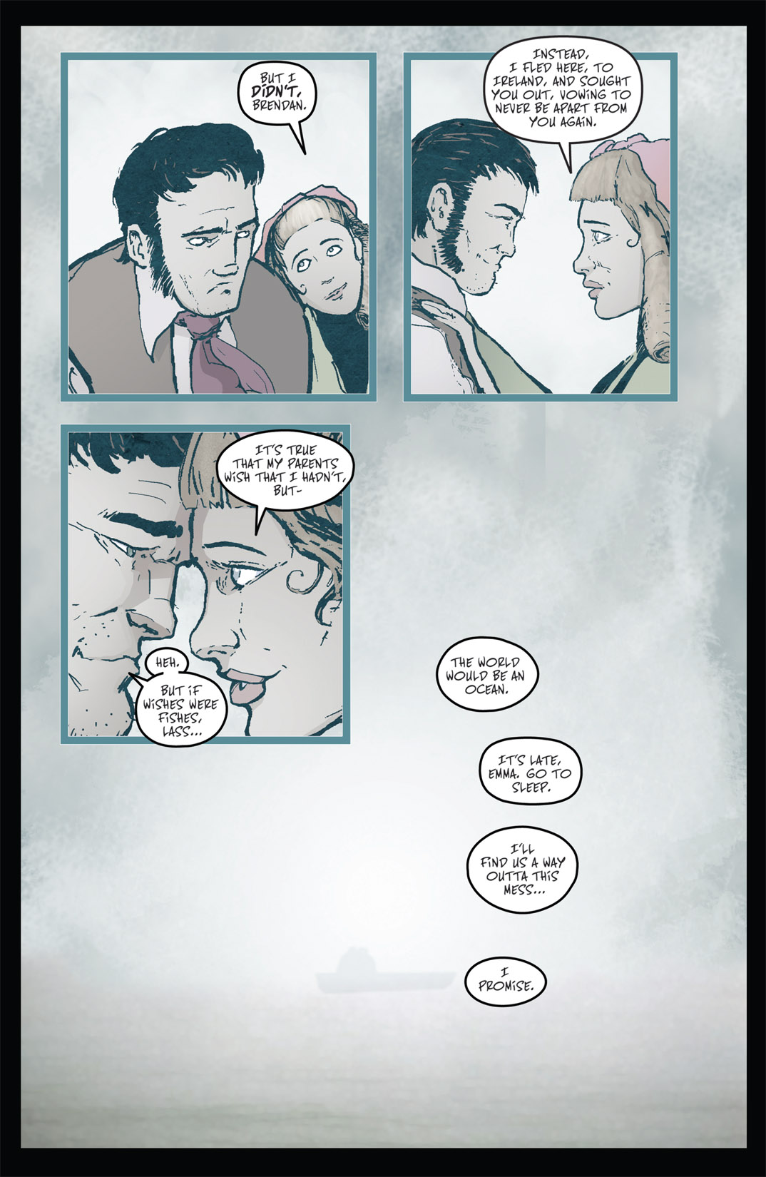 Read online Nightmare World comic -  Issue # Vol. 1 Thirteen Tales of Terror - 12