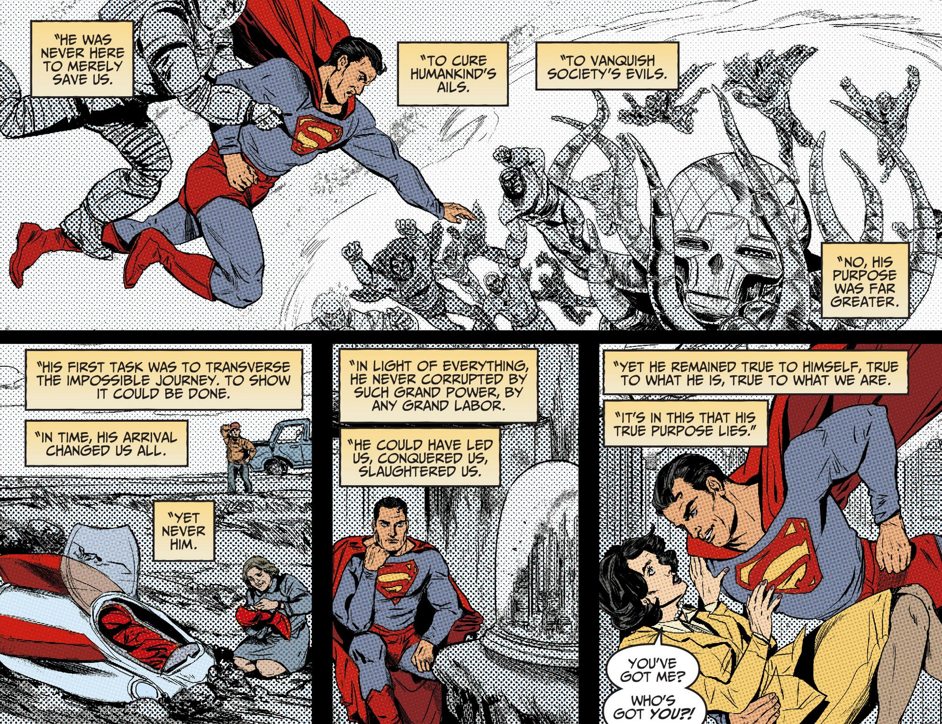 Read online Adventures of Superman [I] comic -  Issue #47 - 5