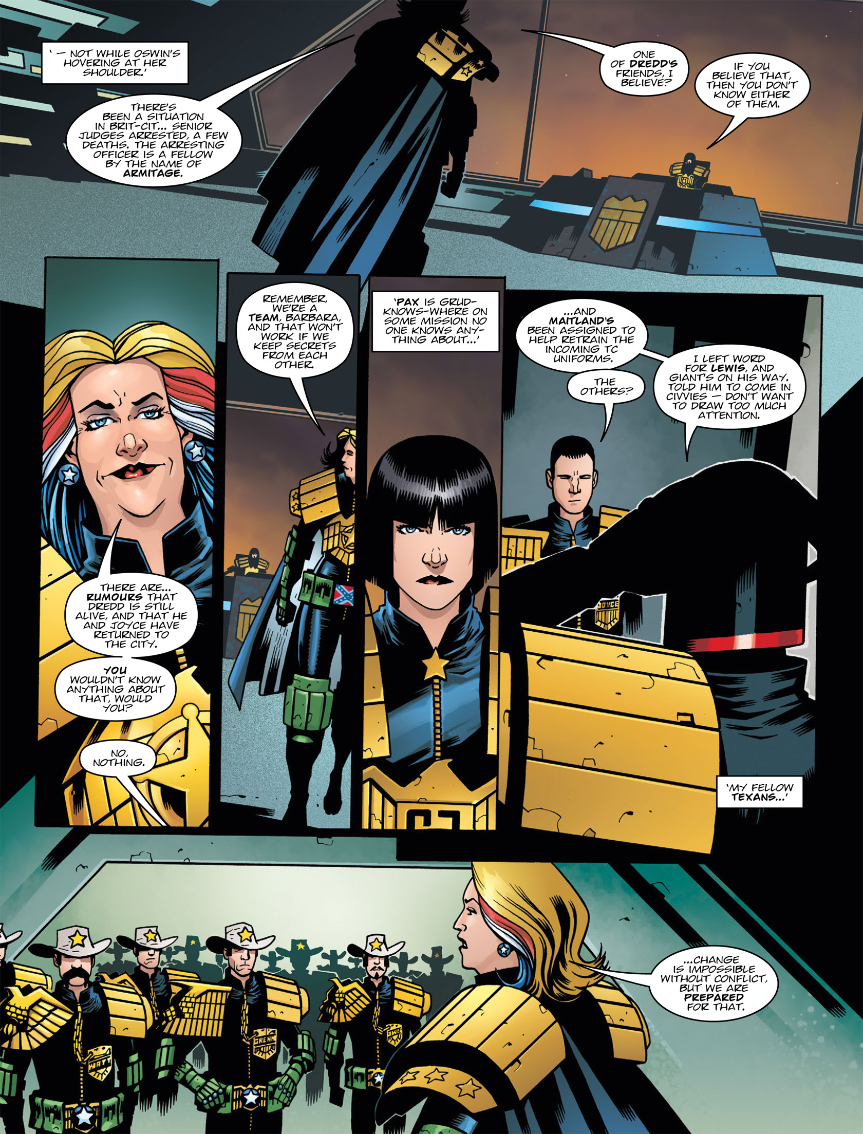 Read online 2000 AD comic -  Issue #1986 - 7