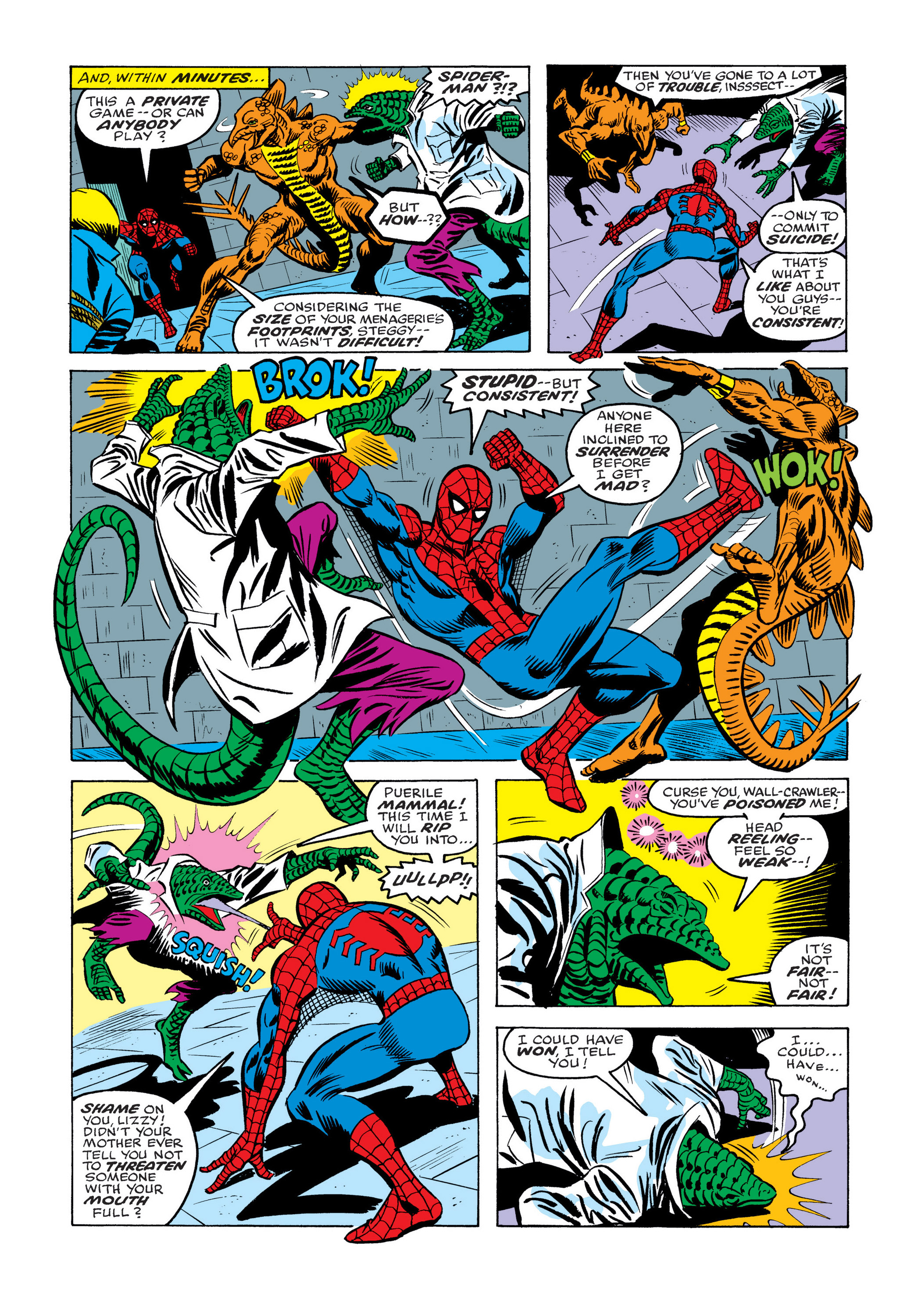 The Amazing Spider-Man (1963) 166 Page 12