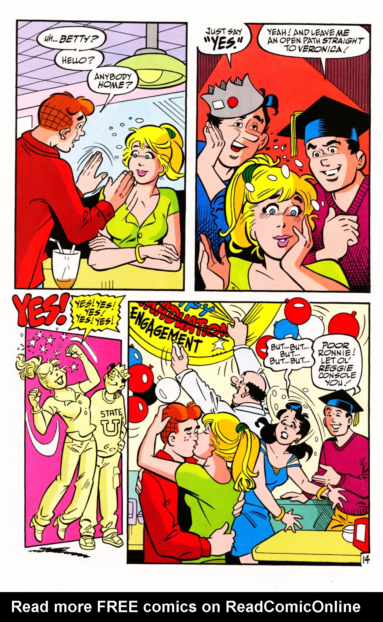 Read online Archie (1960) comic -  Issue #603 - 21