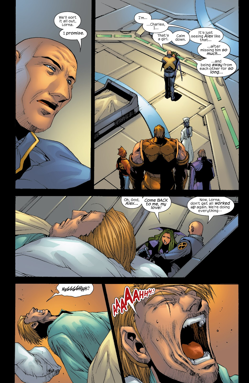 Read online X-Men: Unstoppable comic -  Issue # TPB (Part 3) - 46
