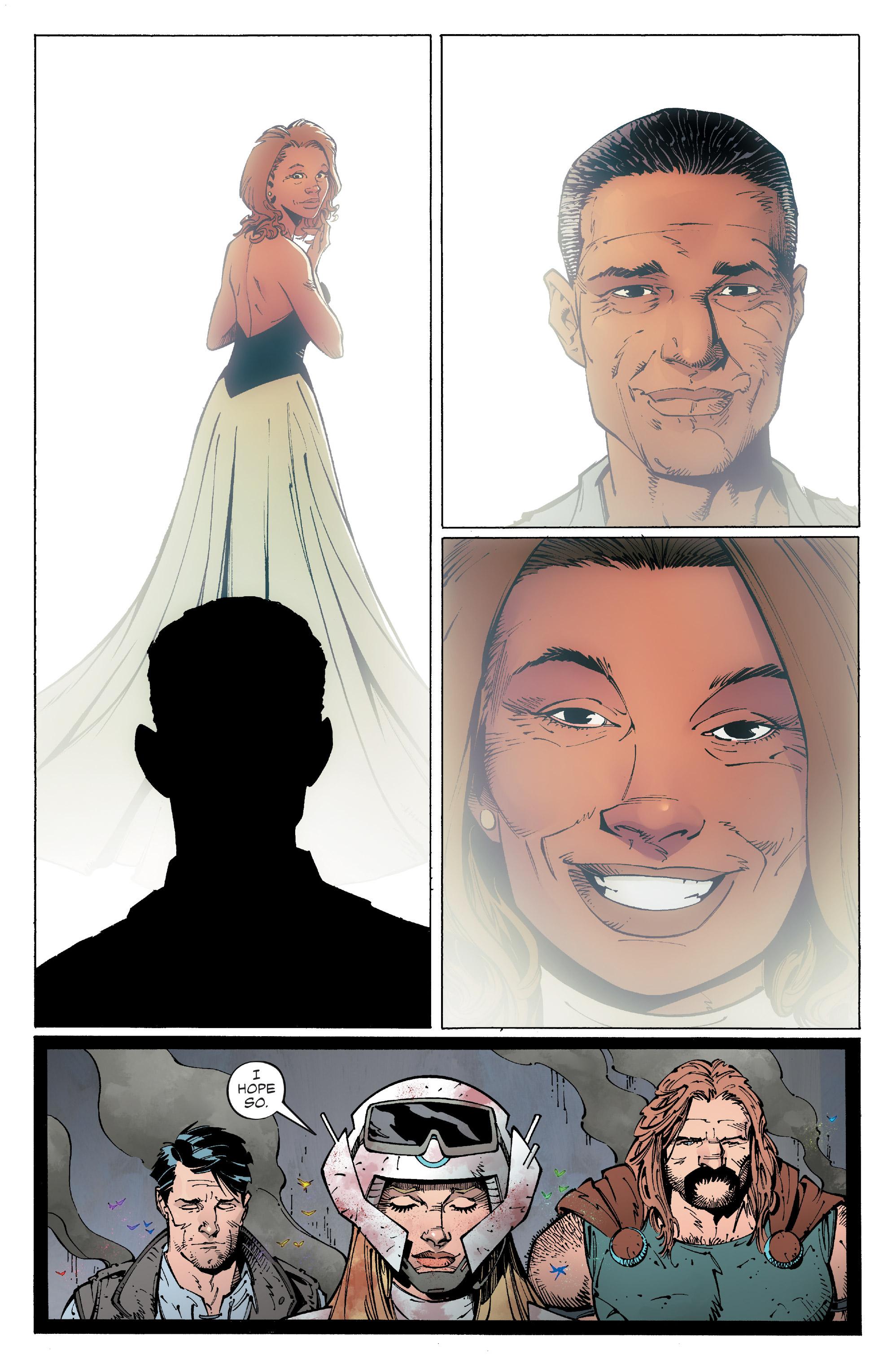 Read online Reborn comic -  Issue #6 - 33