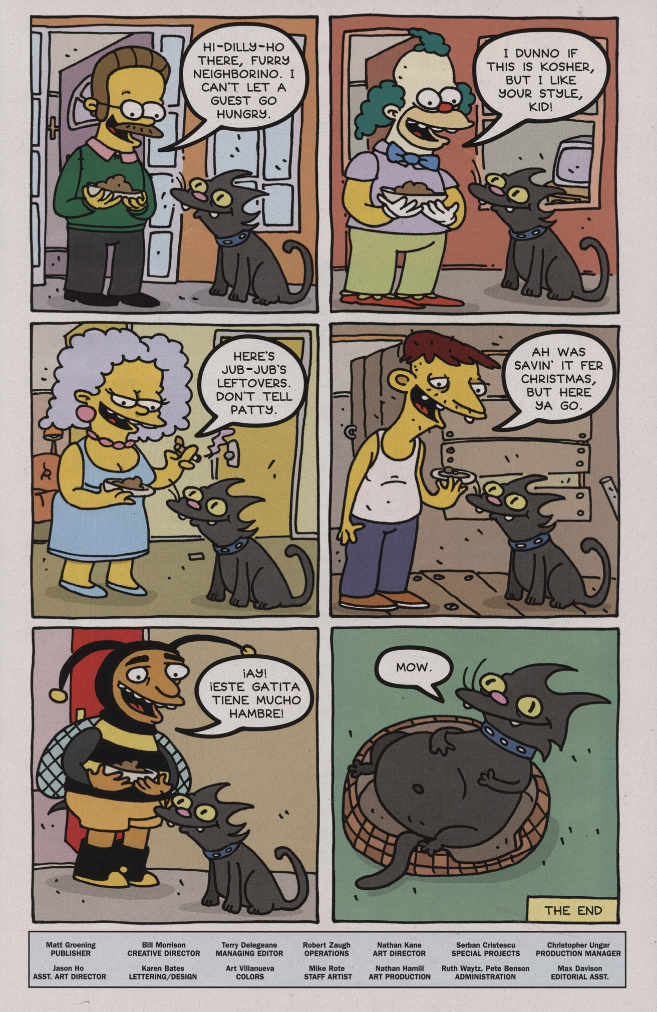 Read online Simpsons Comics comic -  Issue #183 - 31