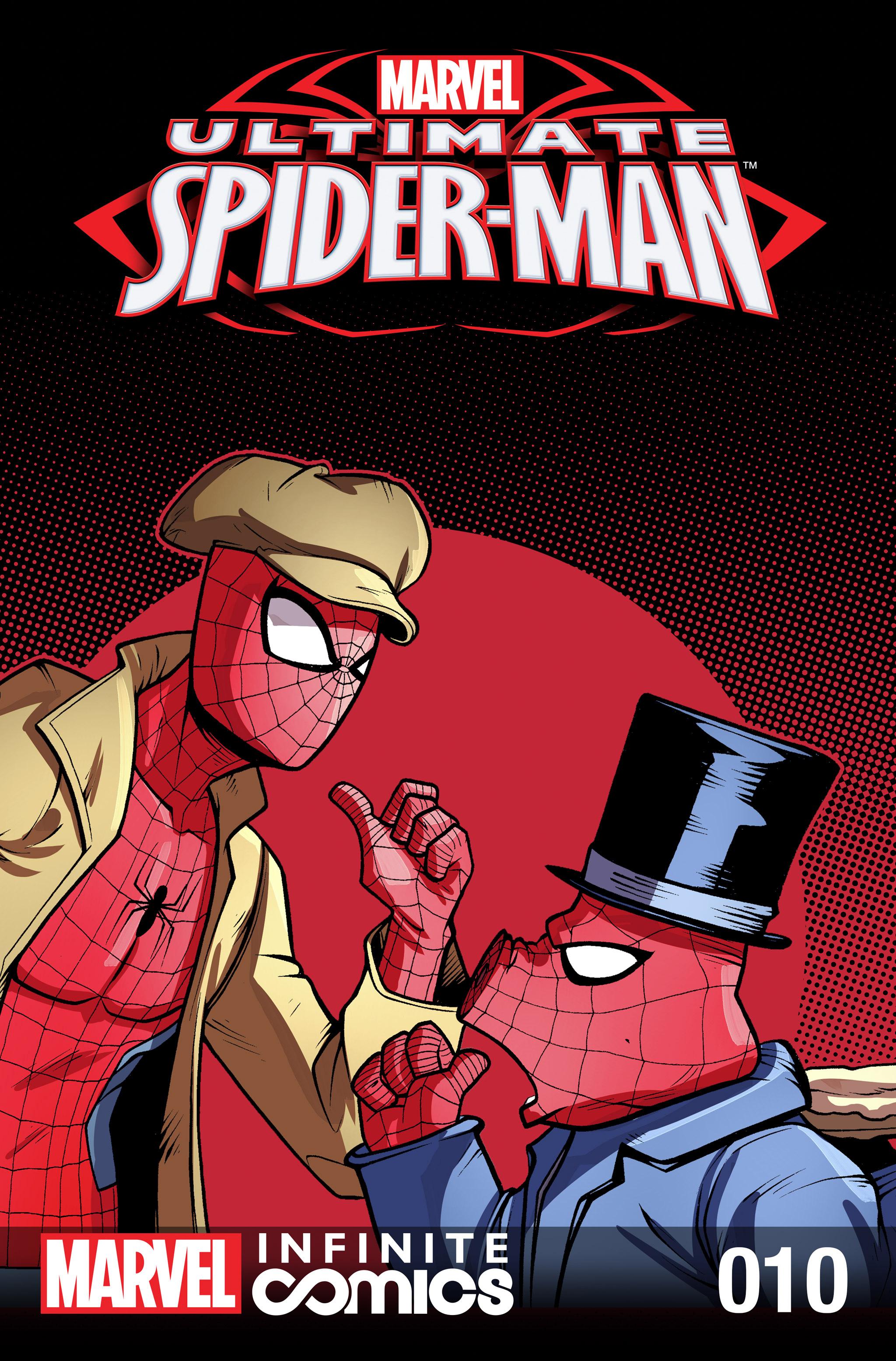 Read online Ultimate Spider-Man (Infinite Comics) (2016) comic -  Issue #10 - 1