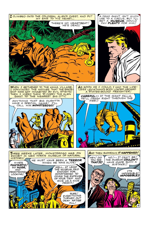 Read online Amazing Adventures (1961) comic -  Issue #5 - 5