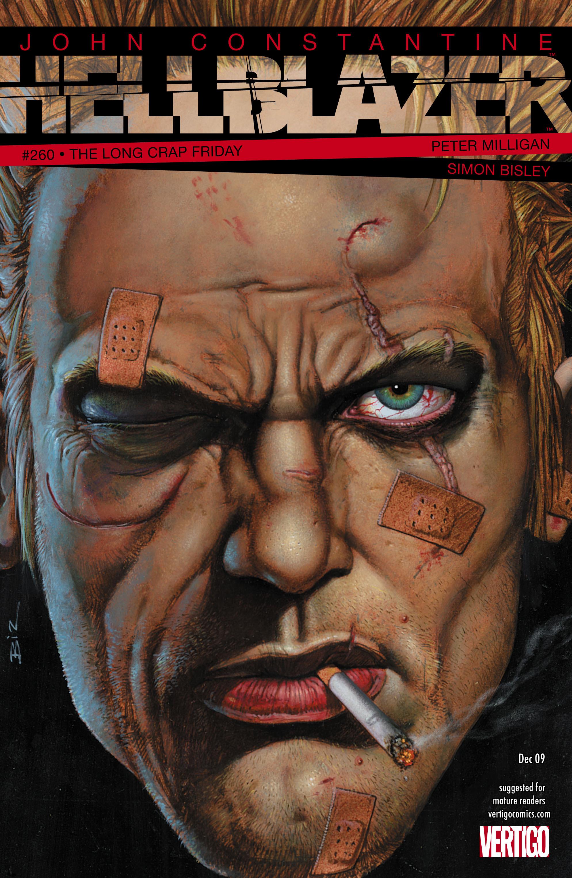 Hellblazer issue 260 - Page 1