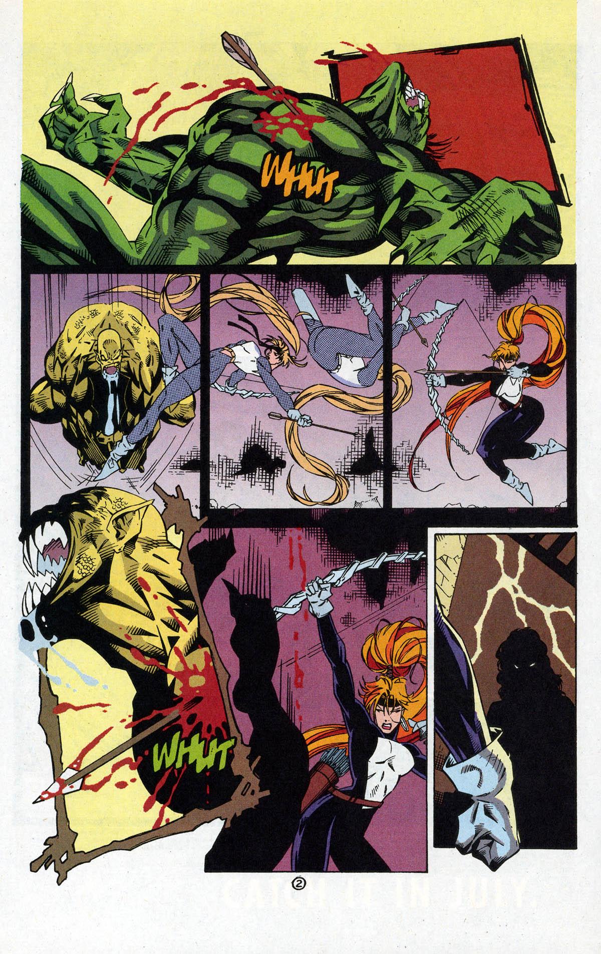 Read online Artemis: Requiem comic -  Issue #3 - 4