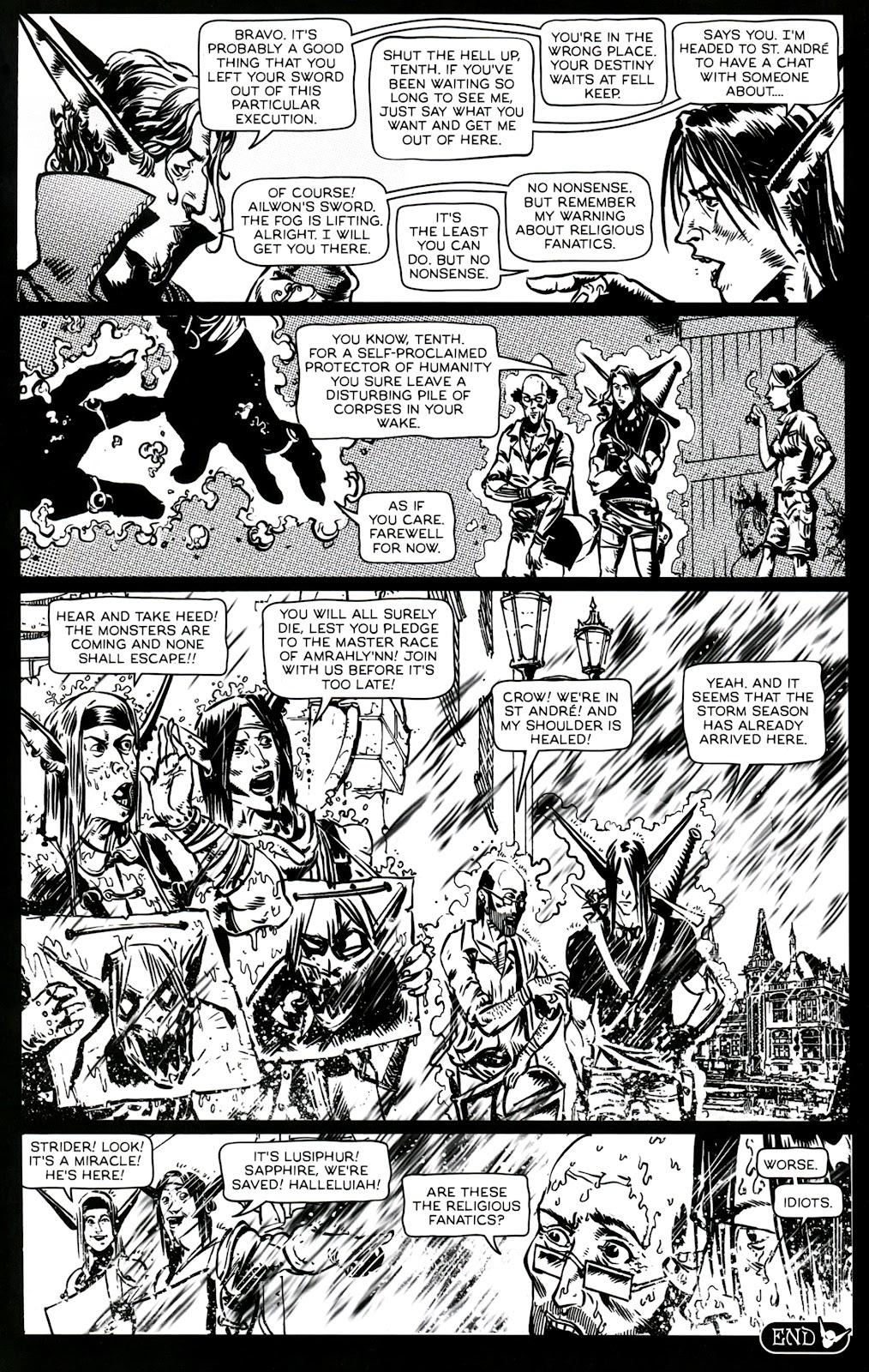 Read online Poison Elves (2013) comic -  Issue #3 - 22