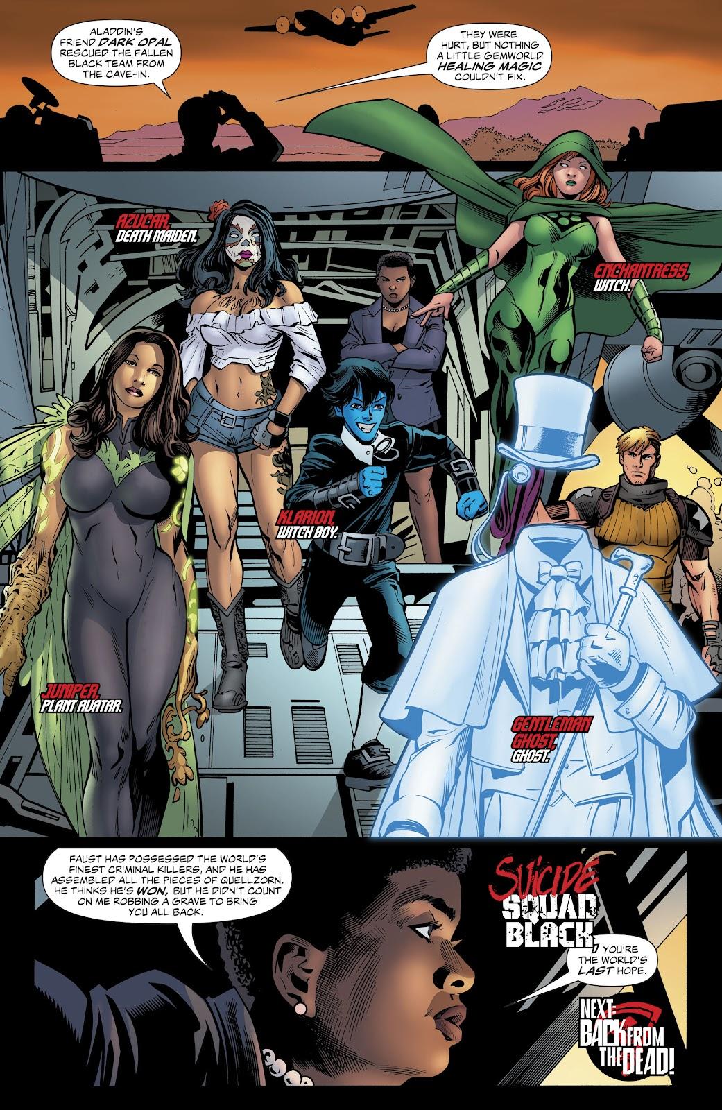 Read online Suicide Squad Black Files comic -  Issue #4 - 41