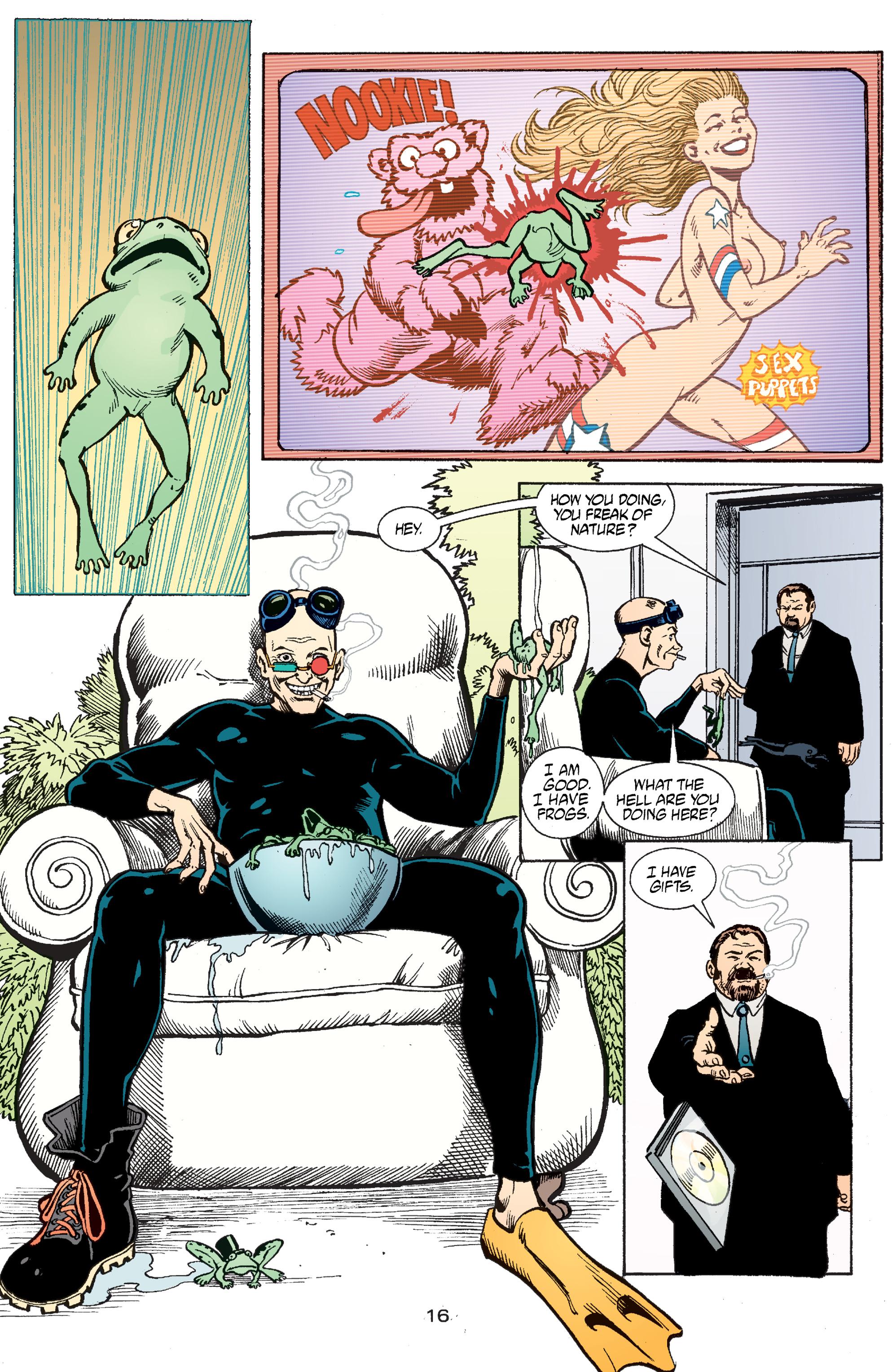 Read online Transmetropolitan comic -  Issue #51 - 17