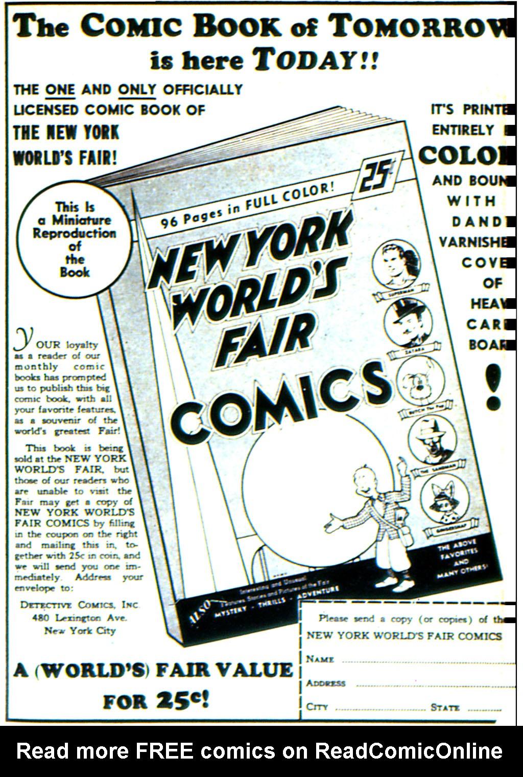 Read online Adventure Comics (1938) comic -  Issue #42 - 67