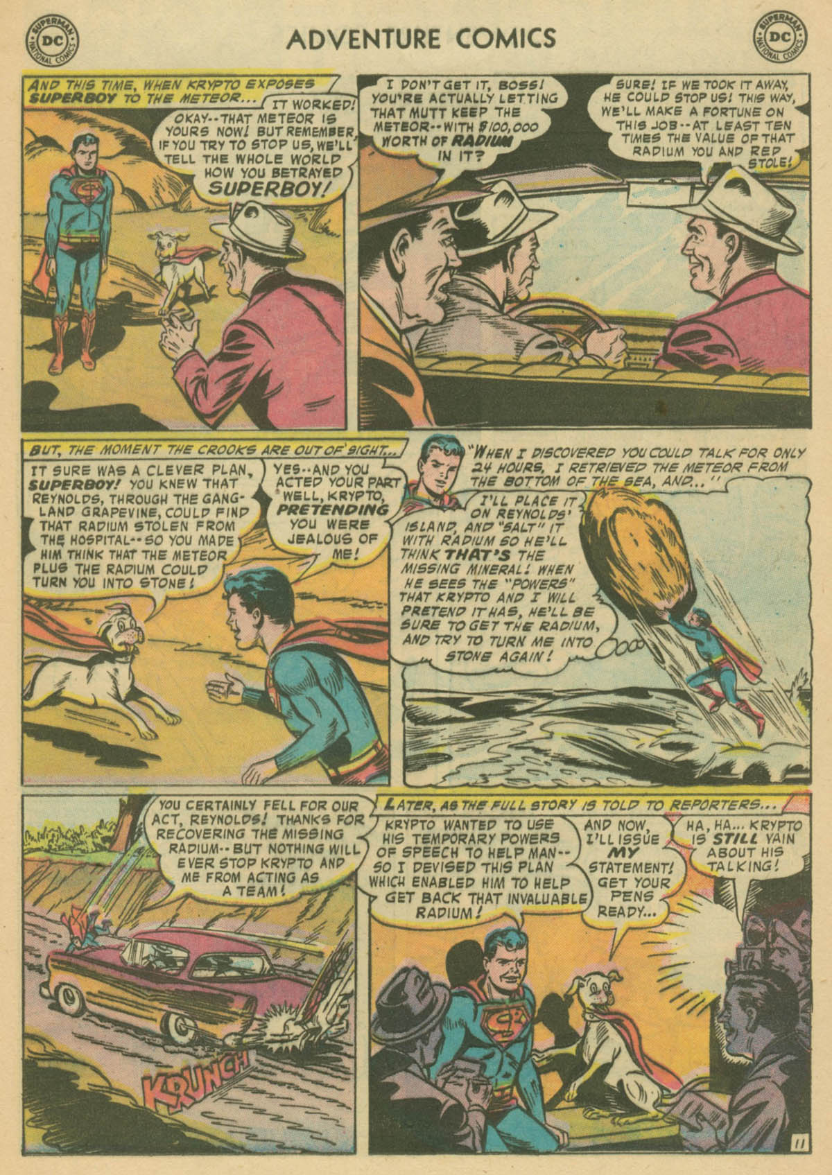 Read online Adventure Comics (1938) comic -  Issue #239 - 13