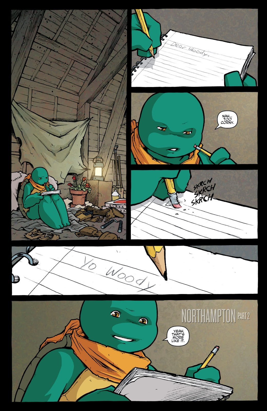 Read online Teenage Mutant Ninja Turtles: The IDW Collection comic -  Issue # TPB 4 (Part 1) - 53