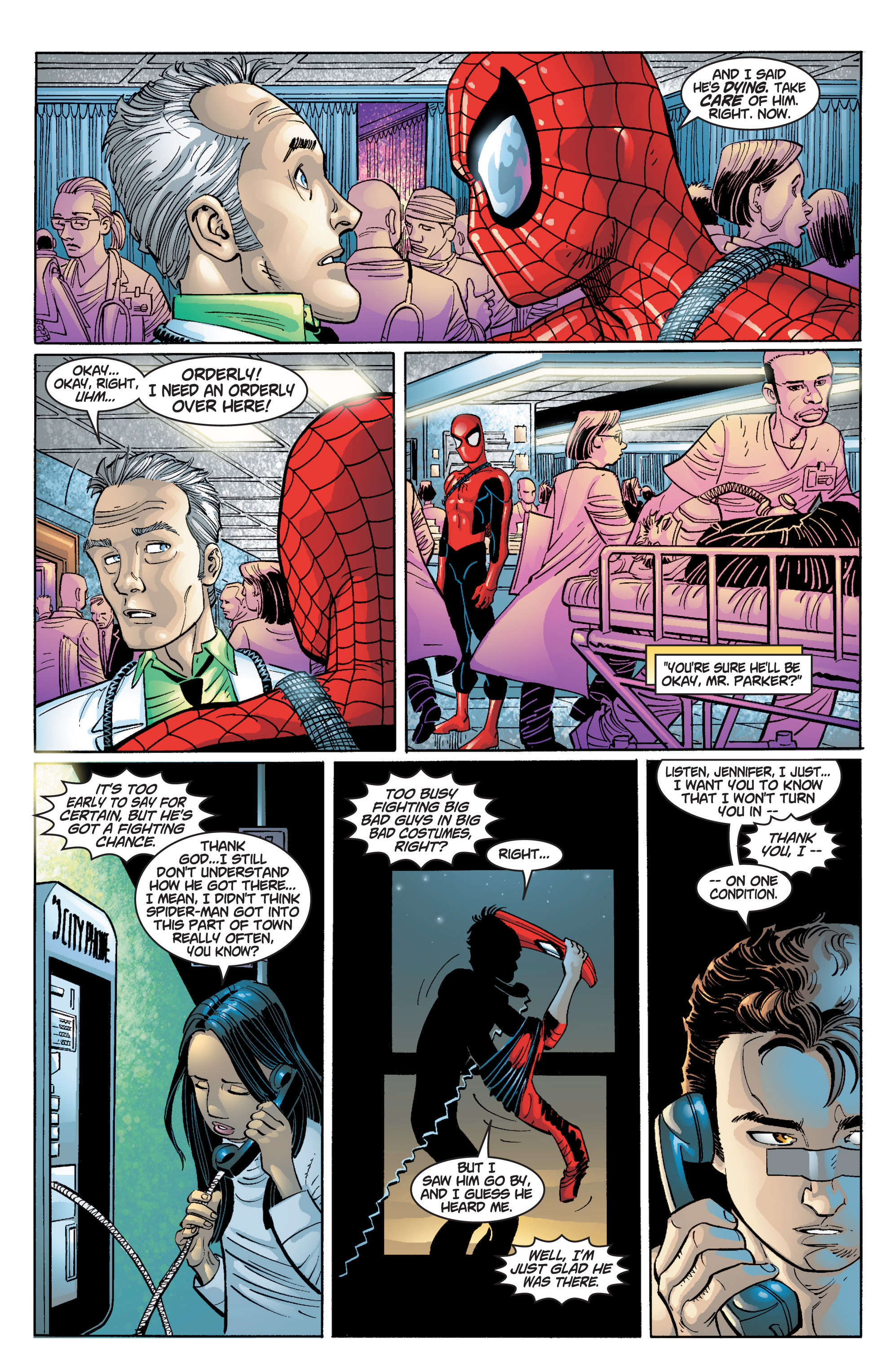 The Amazing Spider-Man (1999) 37 Page 19