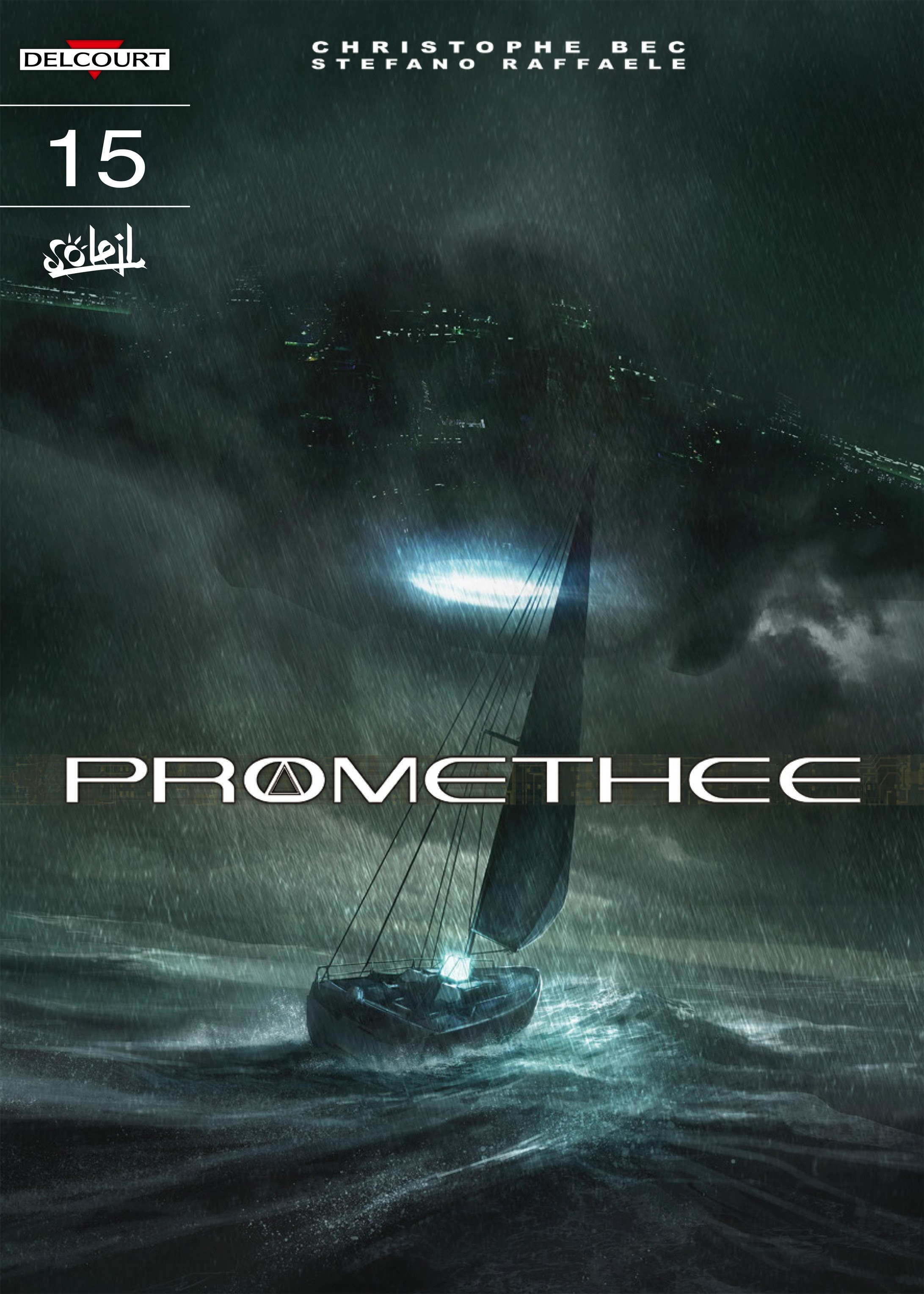 Promethee #15 #5 - English 1
