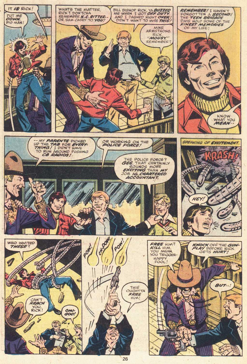 Captain Marvel (1968) issue 51 - Page 16