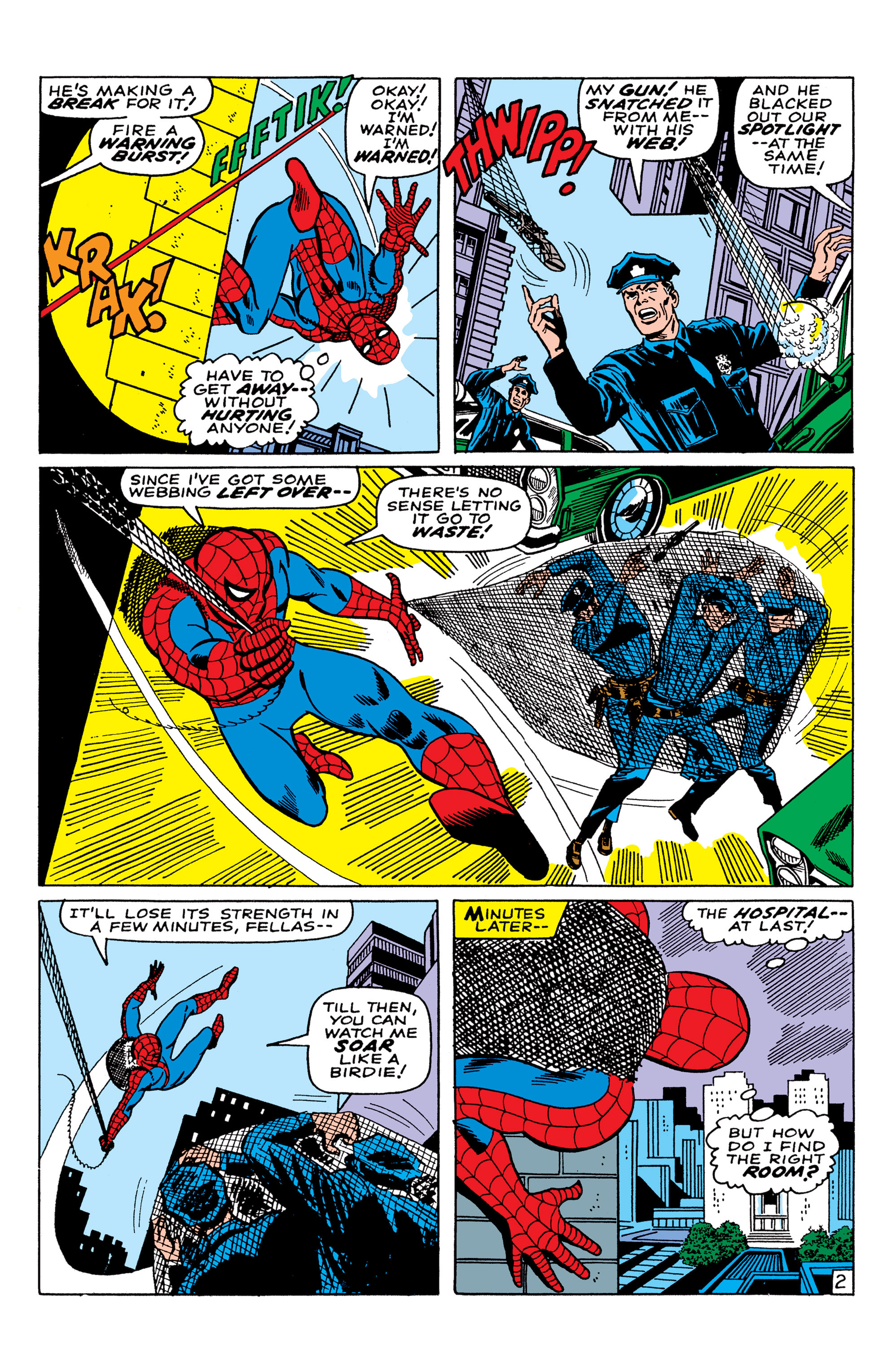The Amazing Spider-Man (1963) 59 Page 2