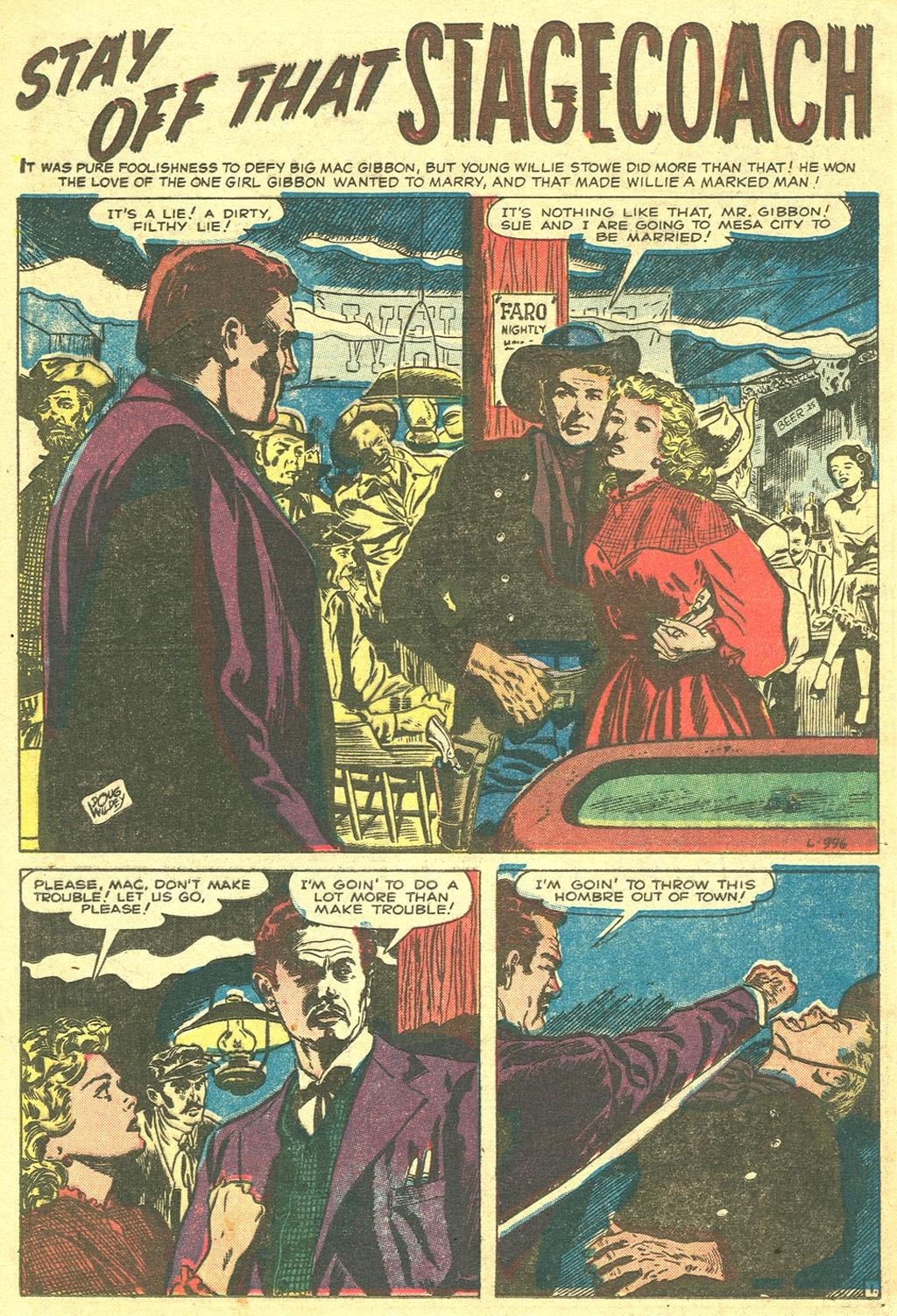 Gunsmoke Western issue 41 - Page 16