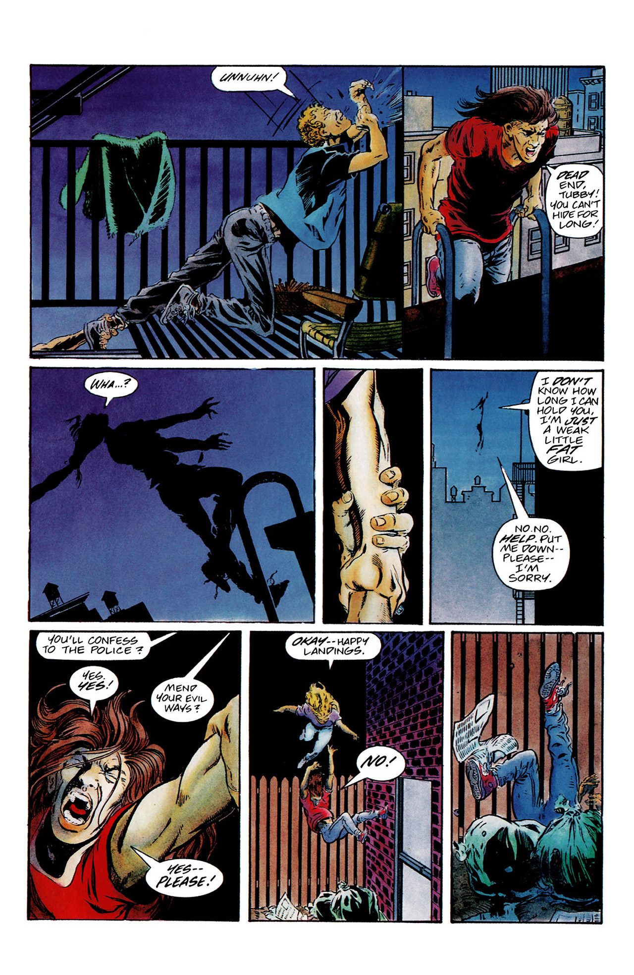 Read online Harbinger (1992) comic -  Issue #13 - 21