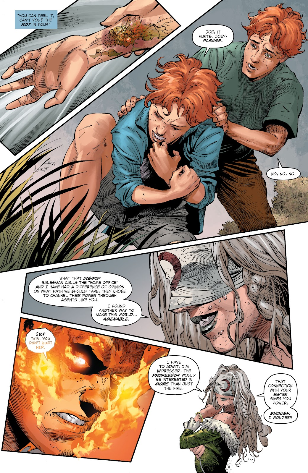 Read online The Curse of Brimstone: Ashes comic -  Issue # TPB (Part 1) - 54