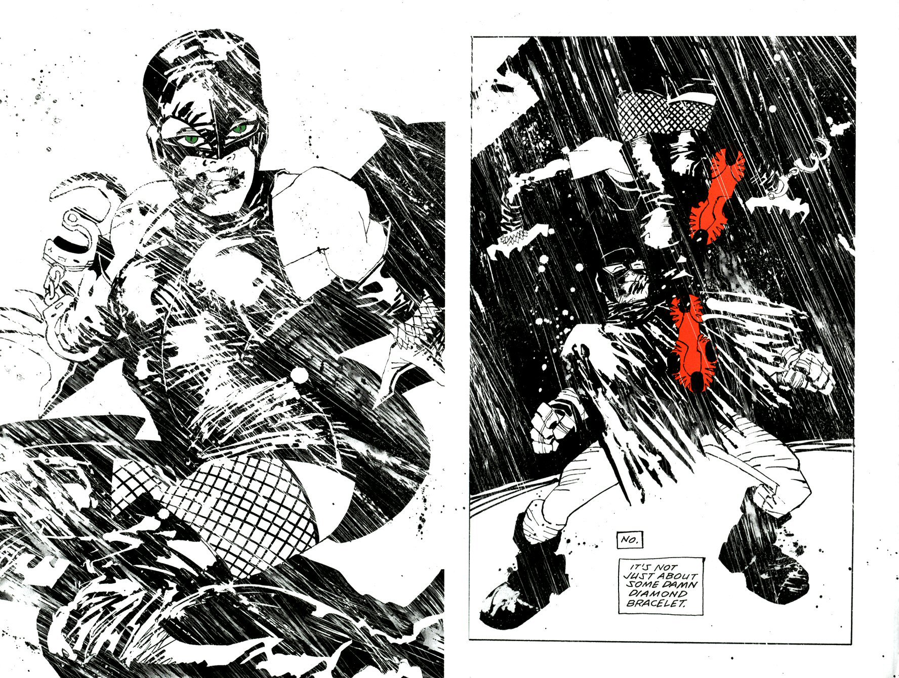 Read online Frank Miller's Holy Terror comic -  Issue # TPB - 25