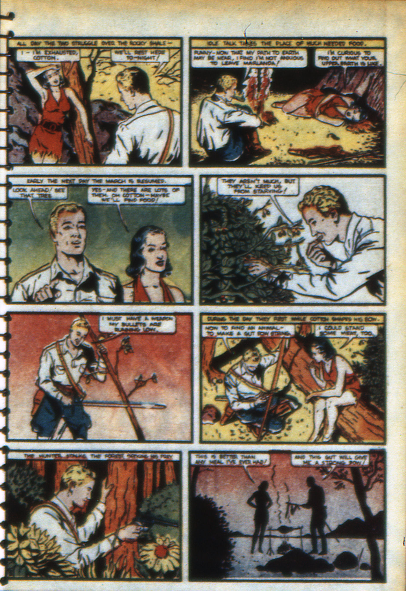 Read online Adventure Comics (1938) comic -  Issue #48 - 62