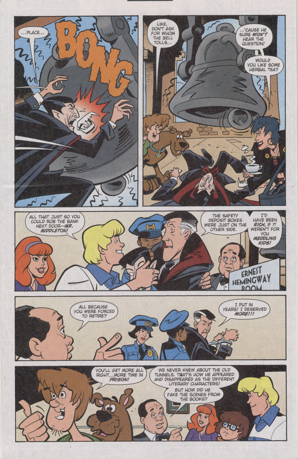 Read online Scooby-Doo (1997) comic -  Issue #82 - 18