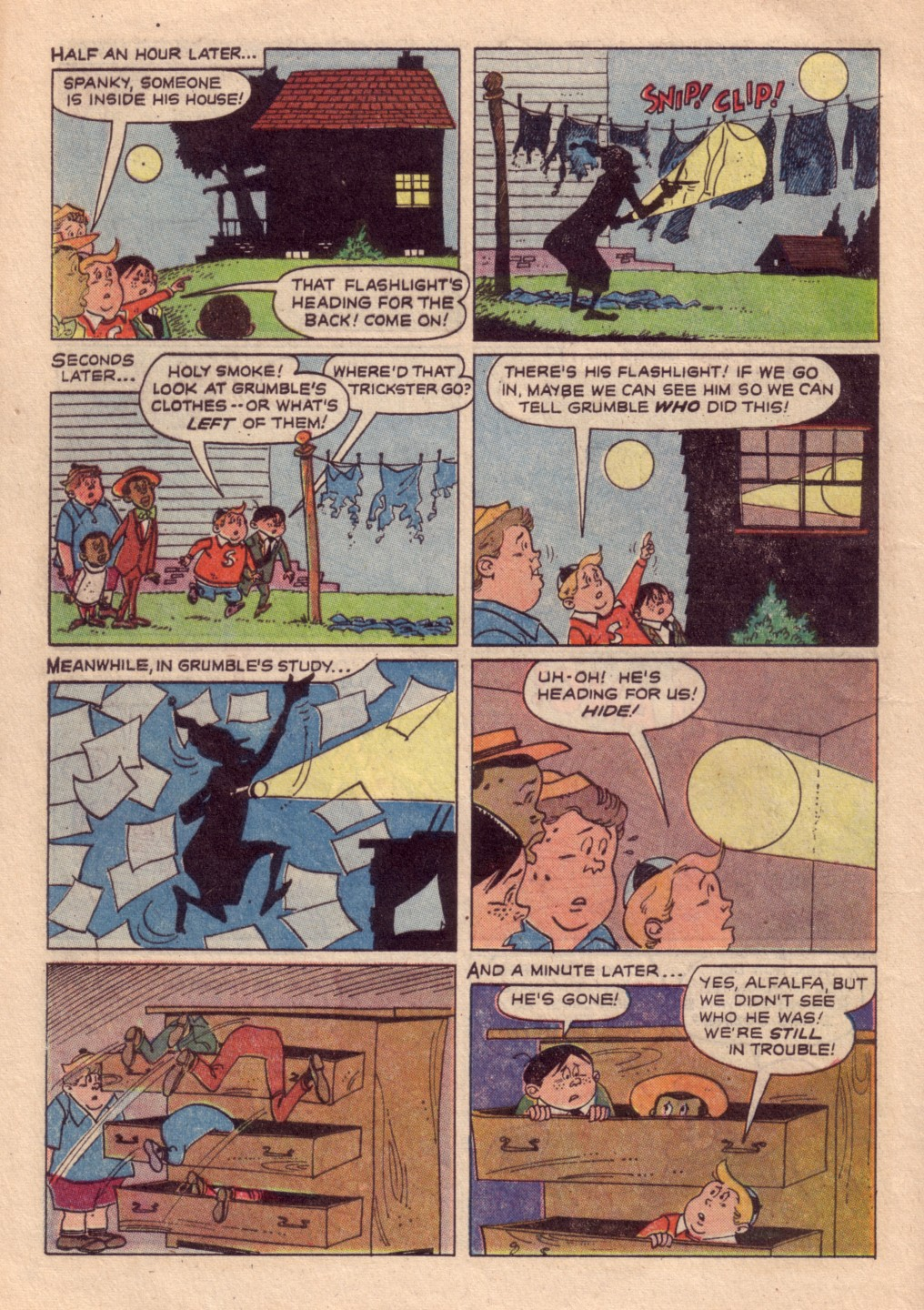 Four Color Comics issue 1174 - Page 32