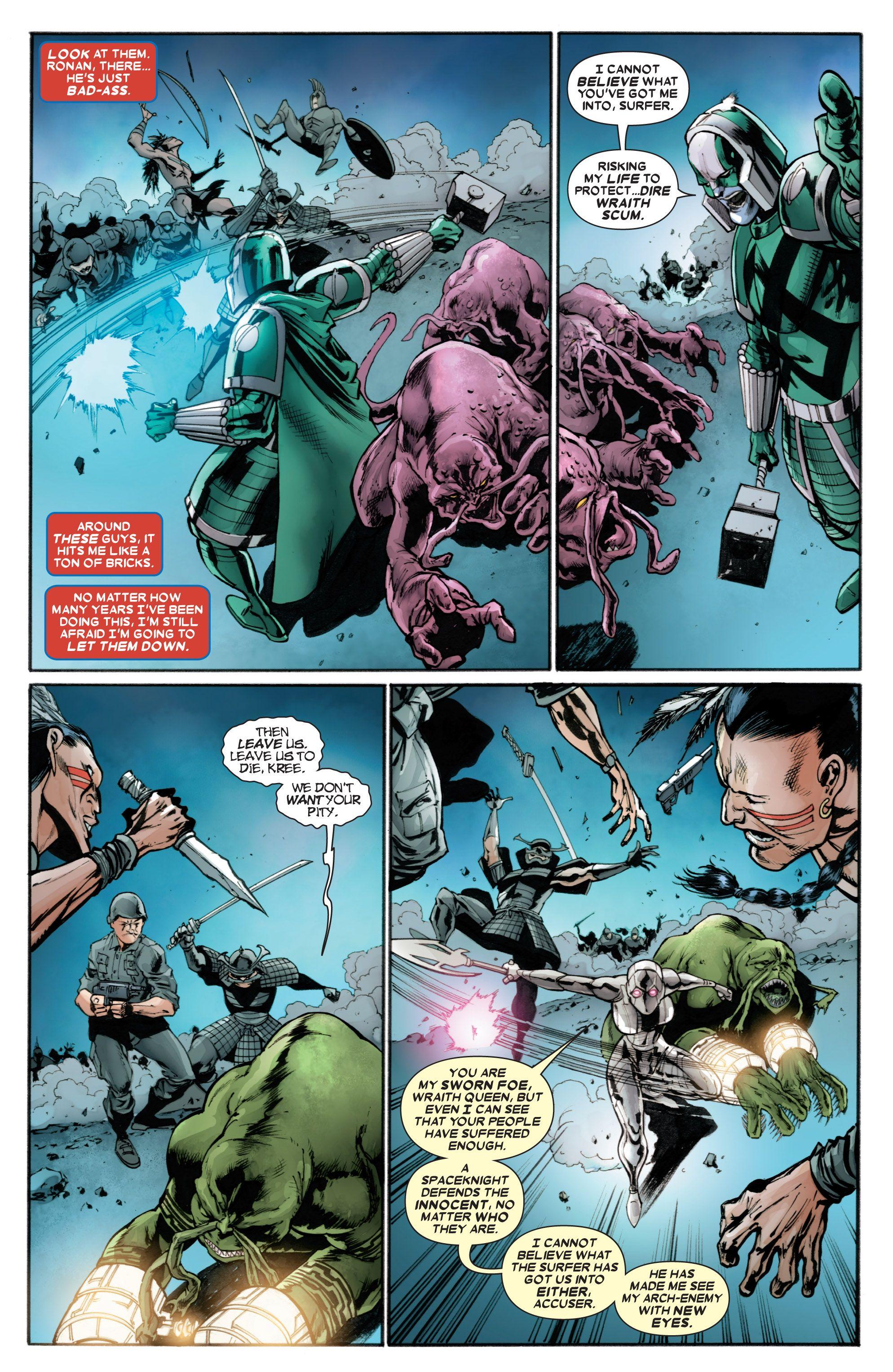 Read online Annihilators comic -  Issue #4 - 7