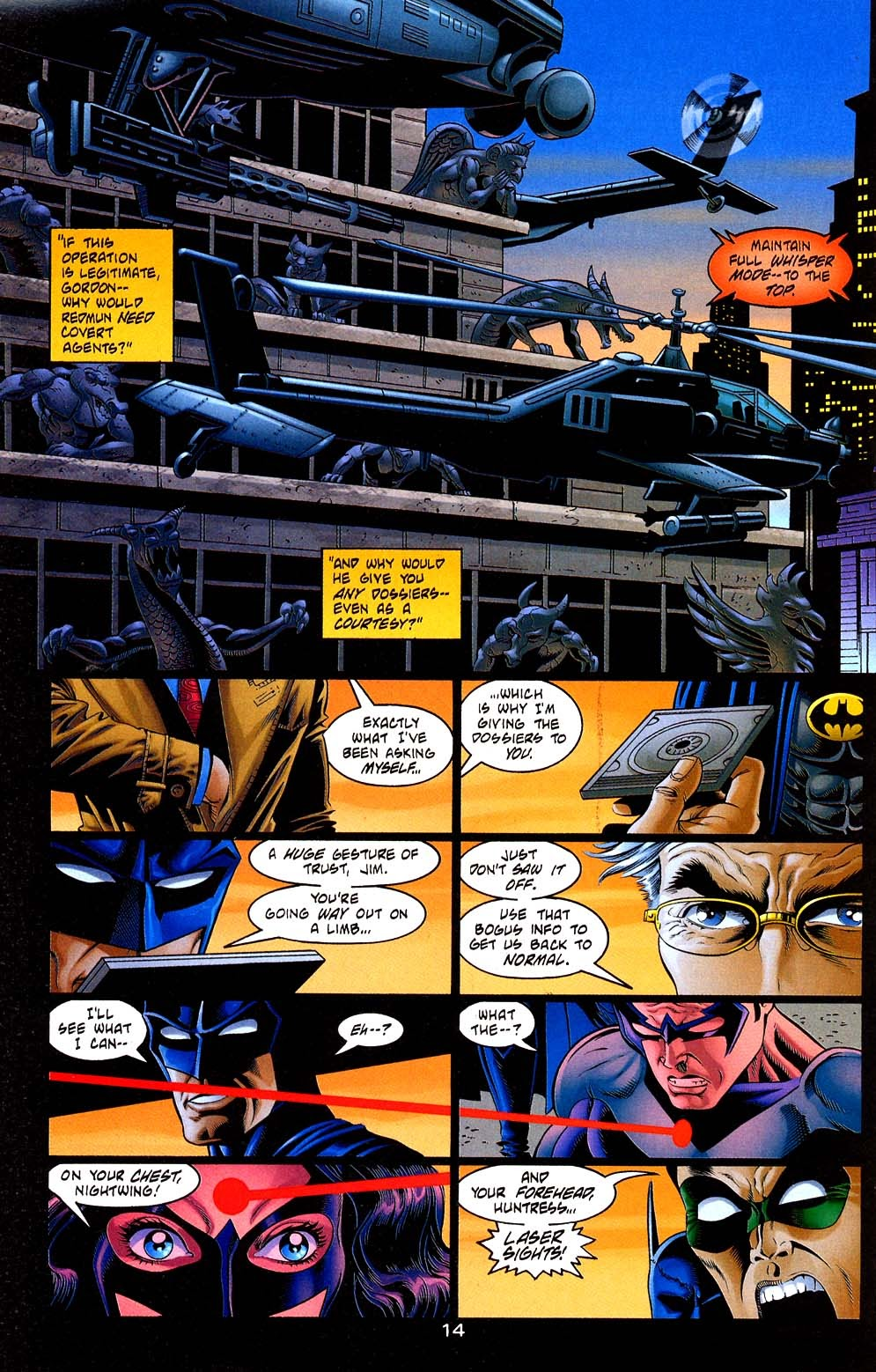 Batman: Outlaws issue 2 - Page 17